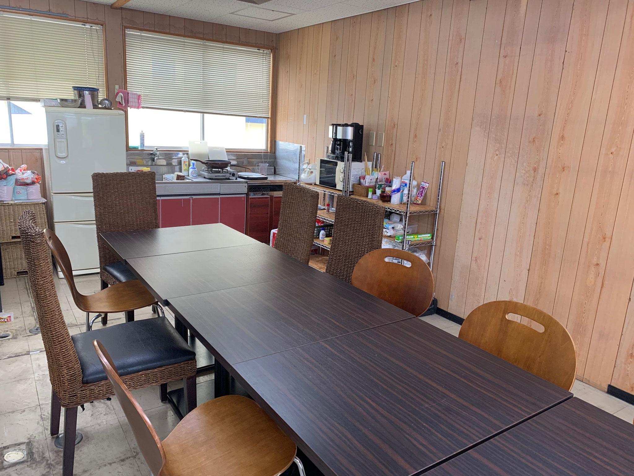 共有スペース/Dining room
