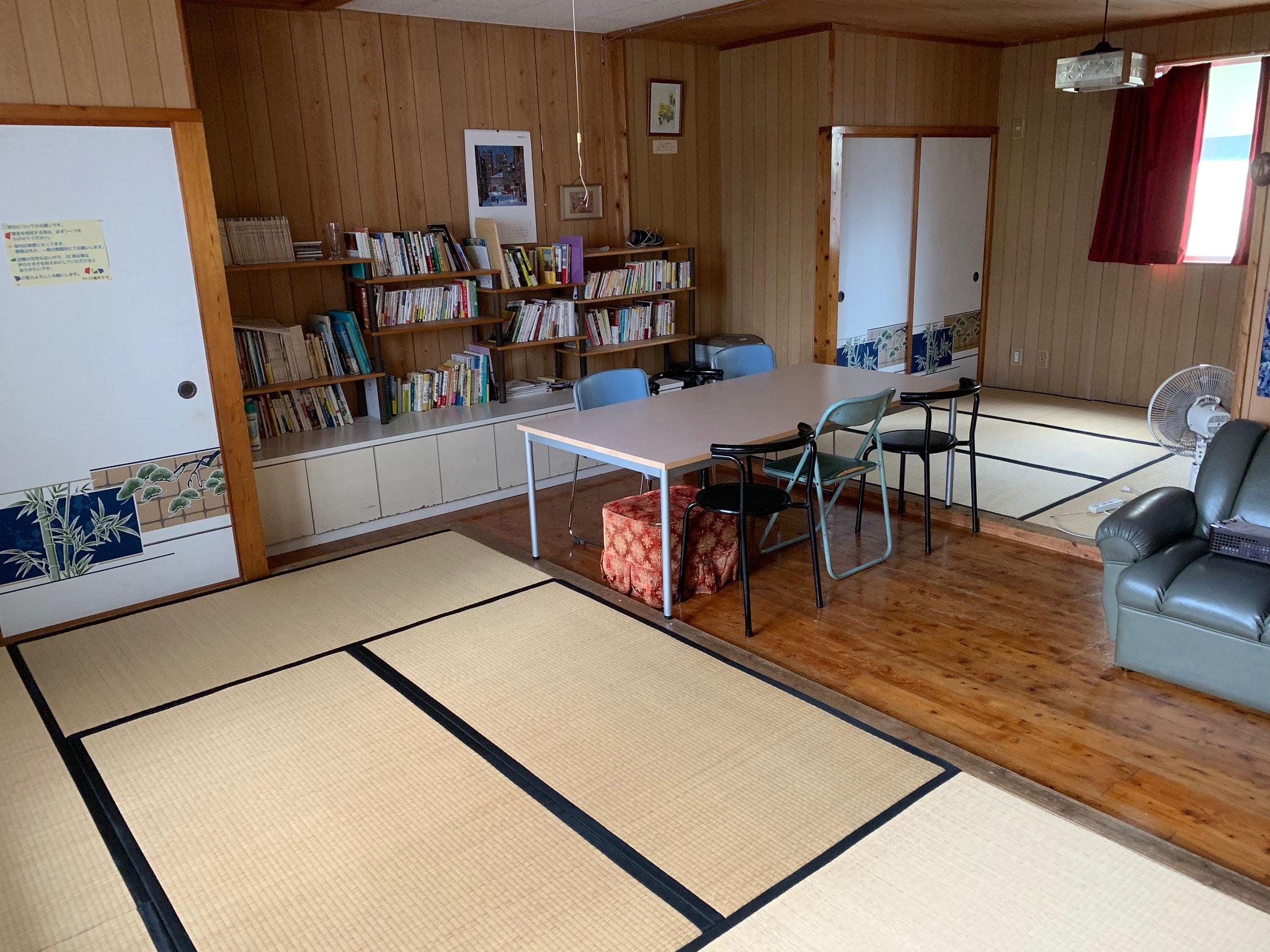 2階和室①7畳+5畳+床の間/Japanese-style room①