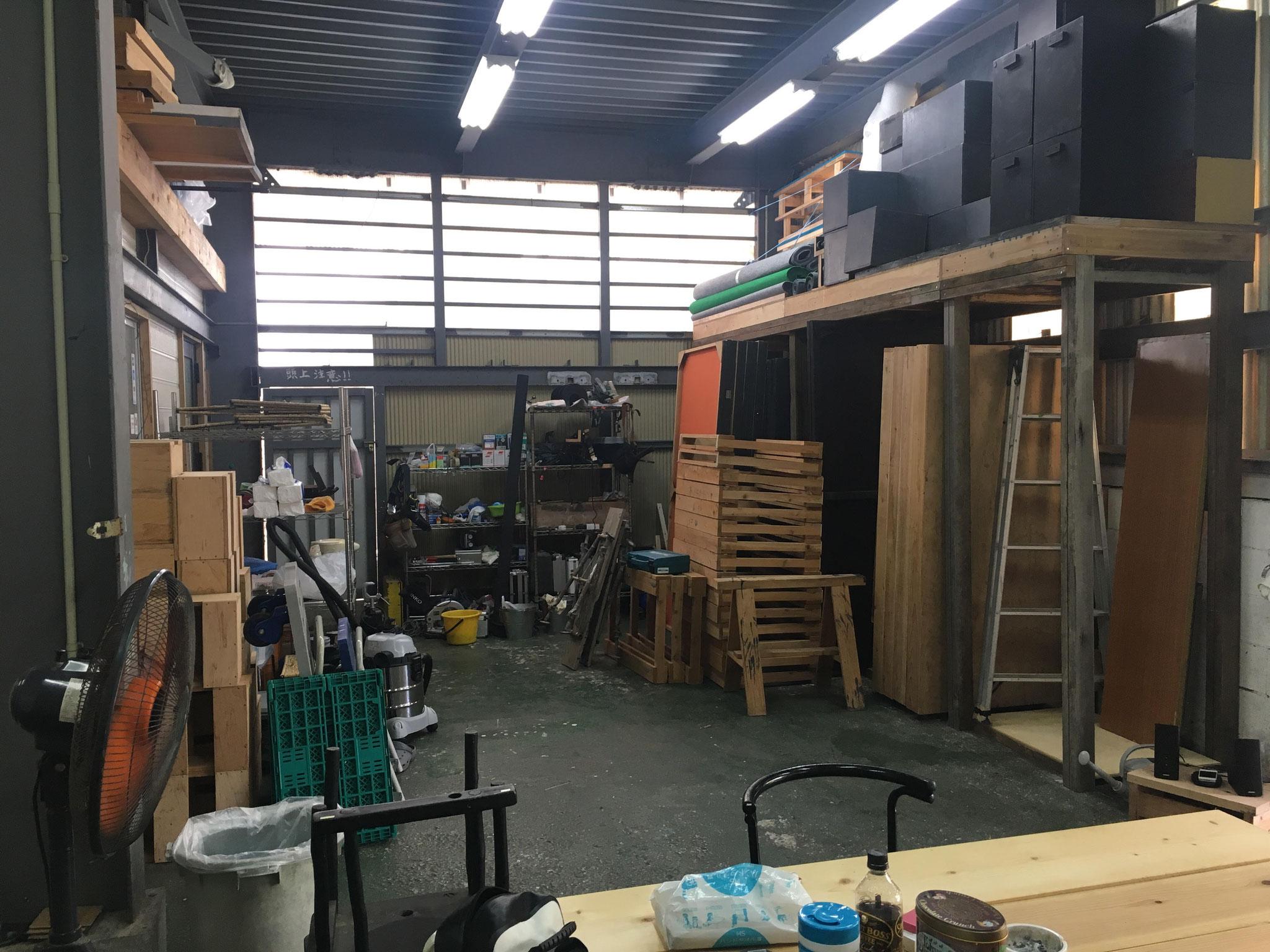 たたき場/Workshop