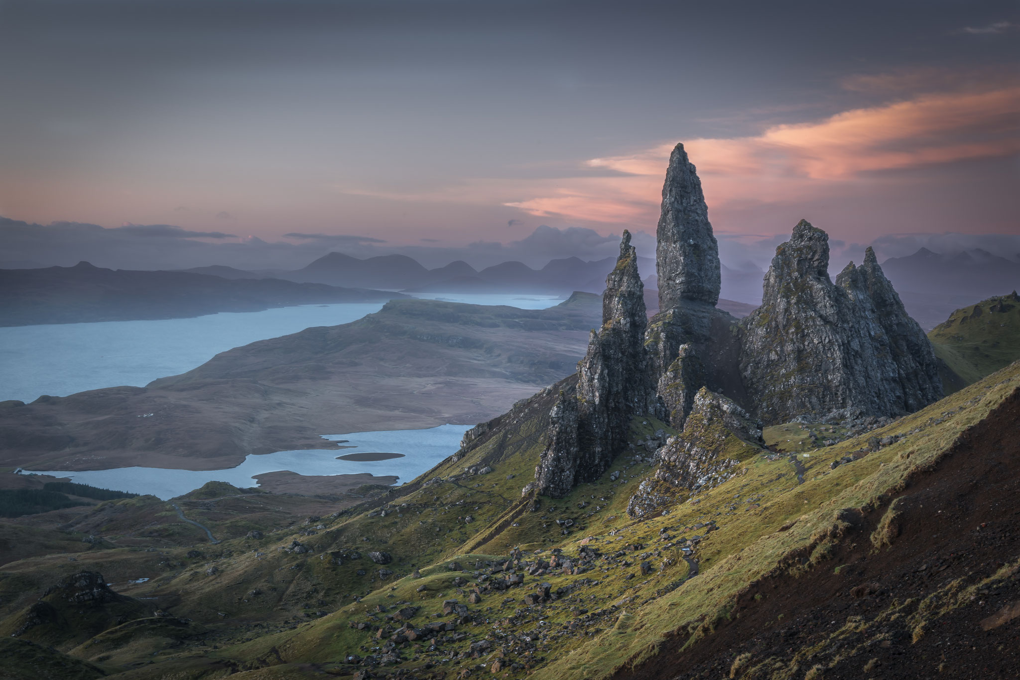 Old Man of Storr | Isle of Skye | Scotland 2018