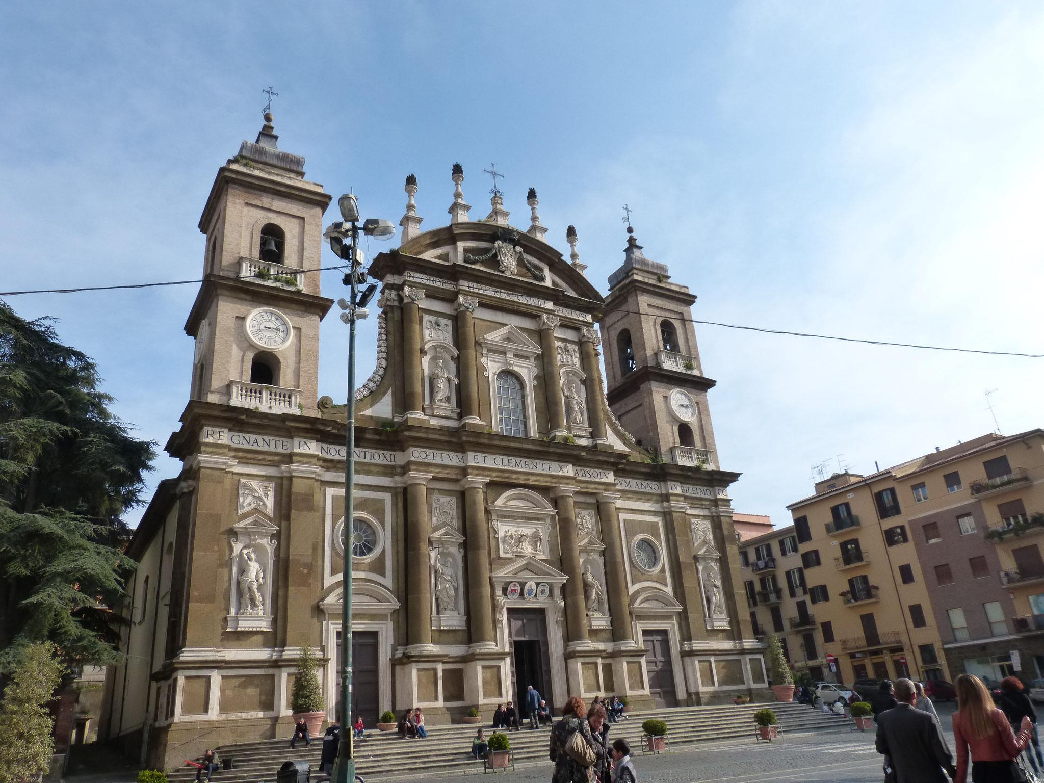 Kathedrale in Frascati