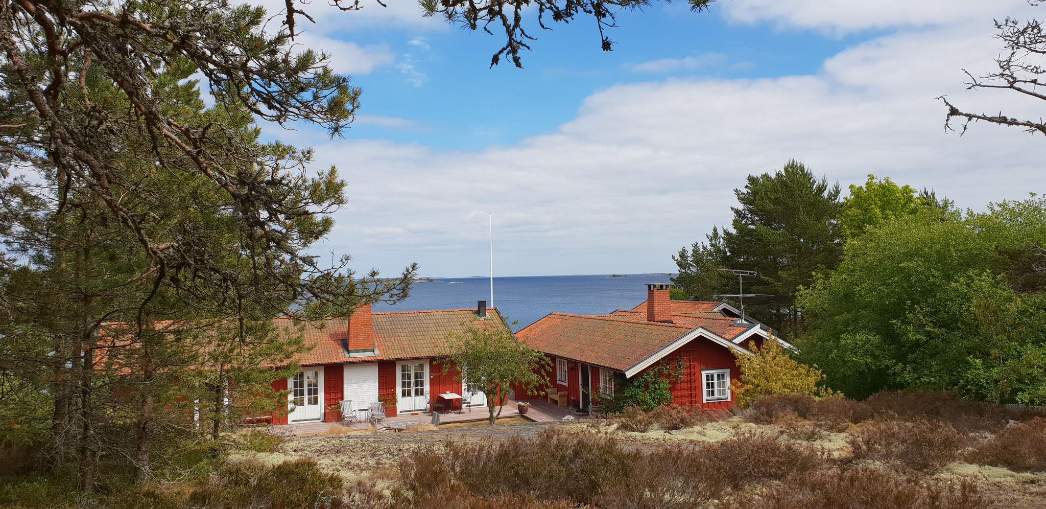 Schweden Insel Sandhamn