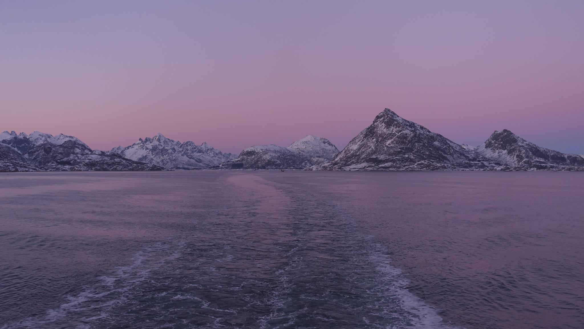 Nordnorwegen, Lofoten