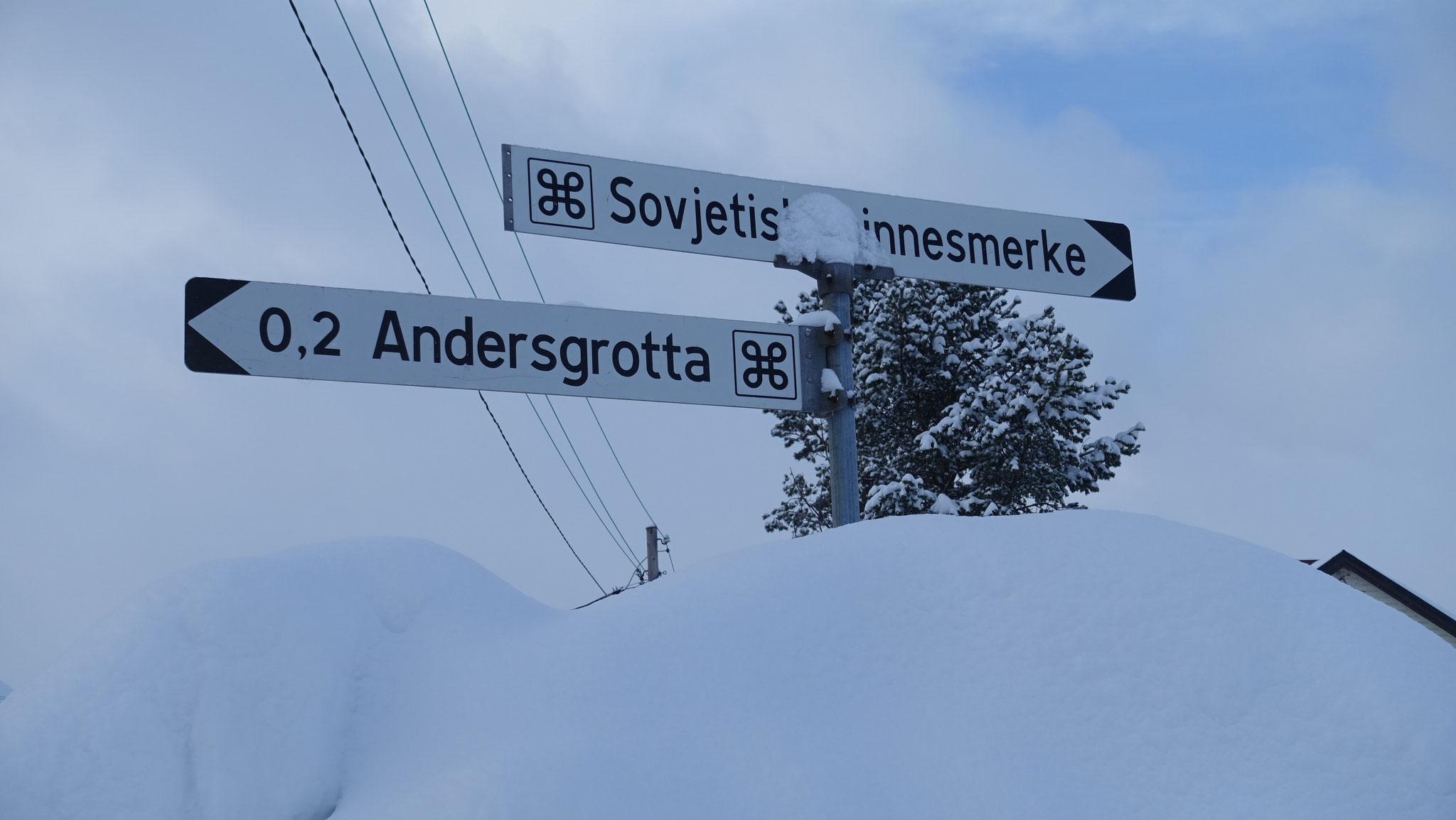 Kirkenes Nordnorwegen