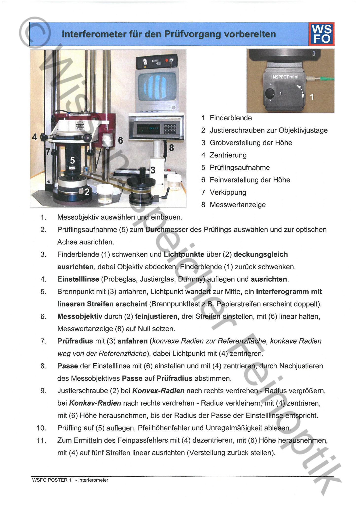 Poster 10: Interferometer