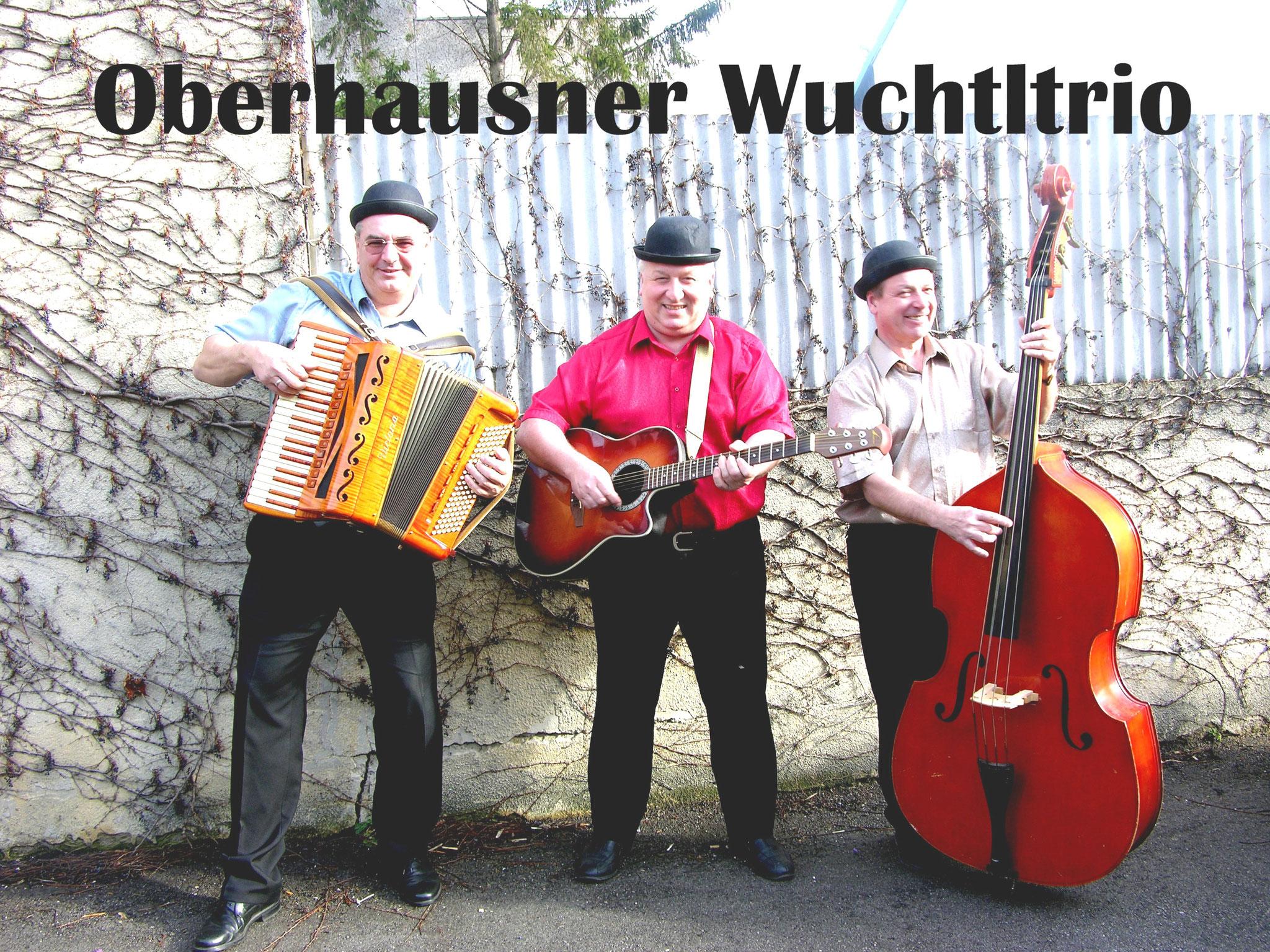 Oberhausner Wuchtltrio