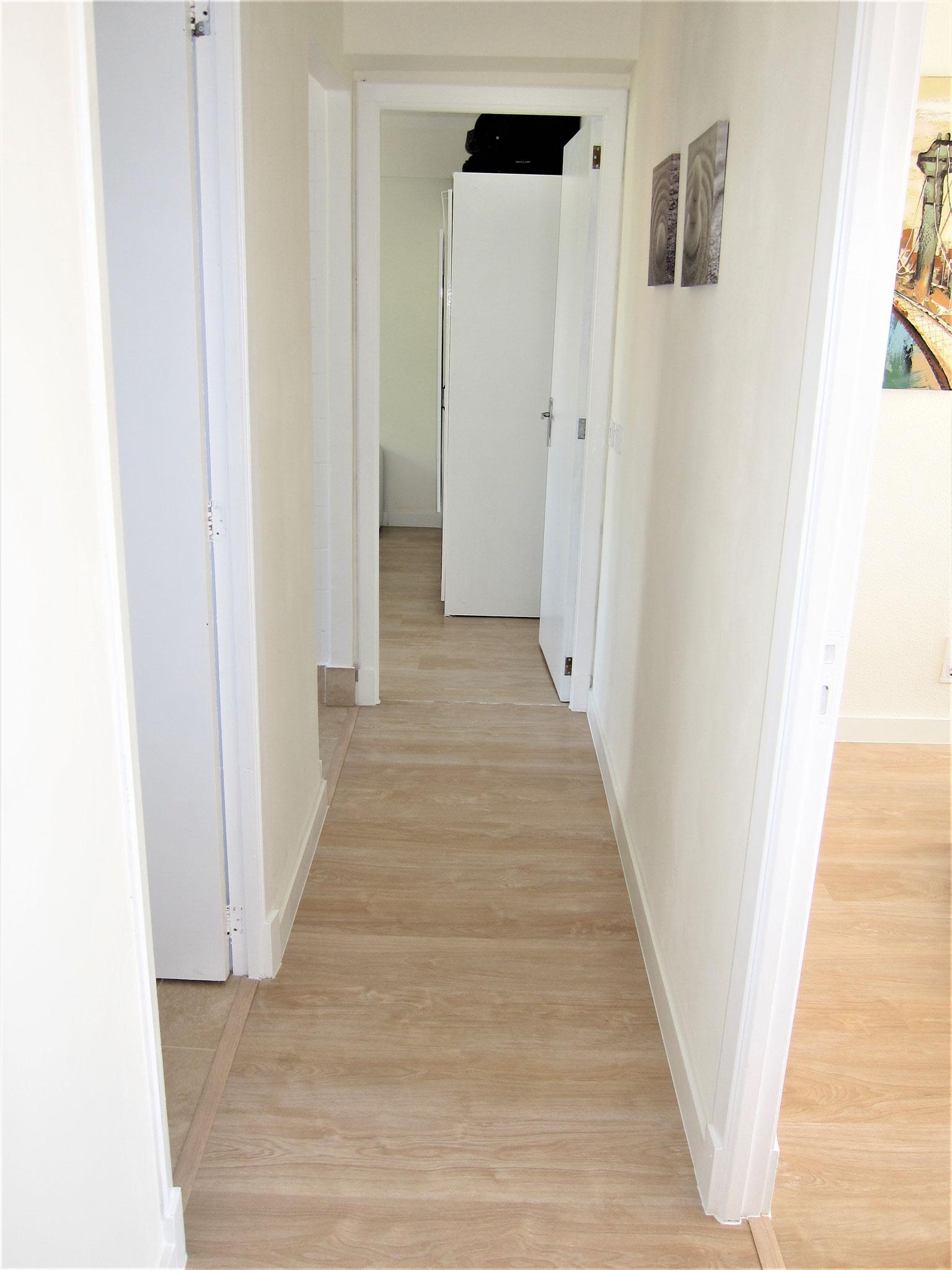 Hallway - After