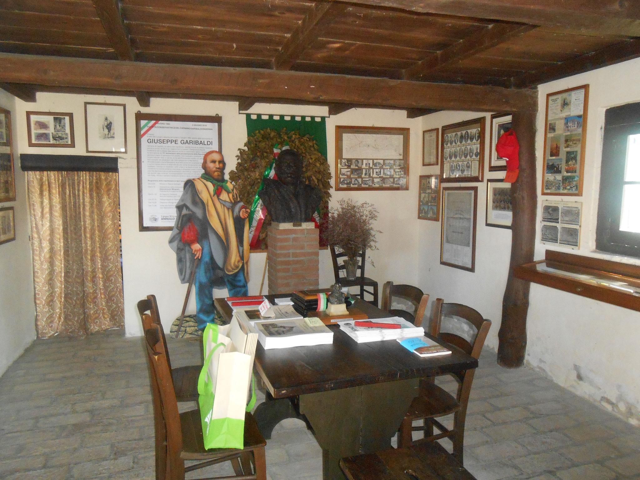 interno Capanno Garibaldi