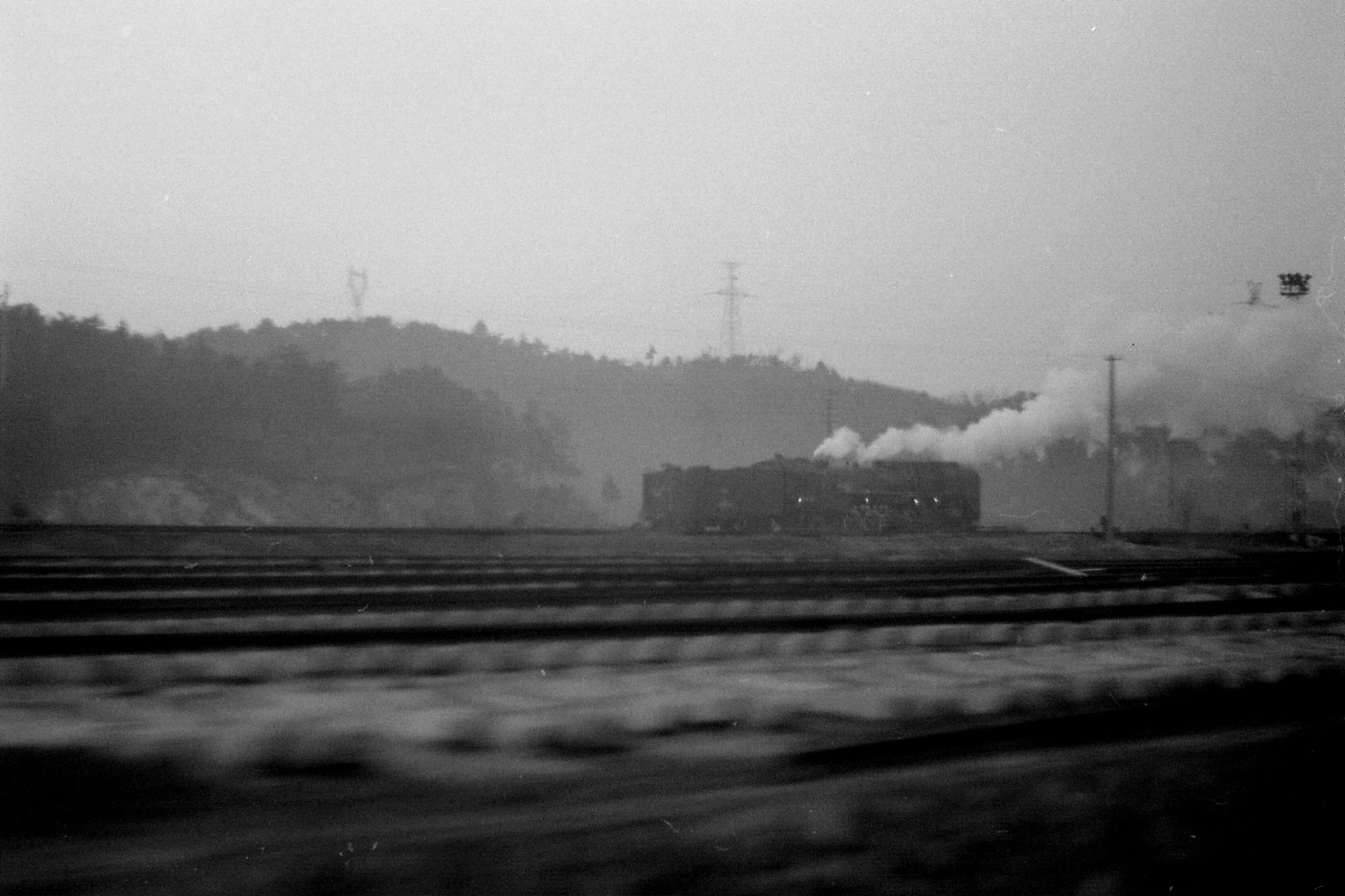 13/12/1988: 29: train from Nanjing to Shanghai
