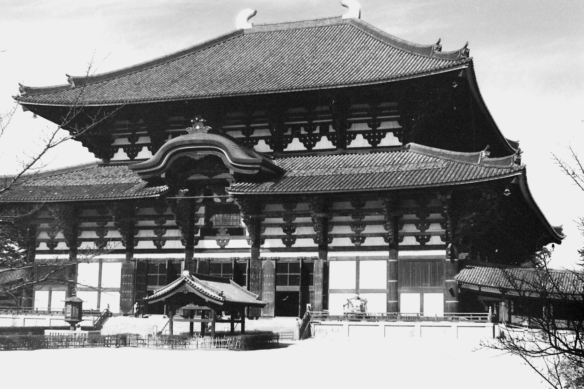25/1/1989: 36:Nara, Kaidan-in