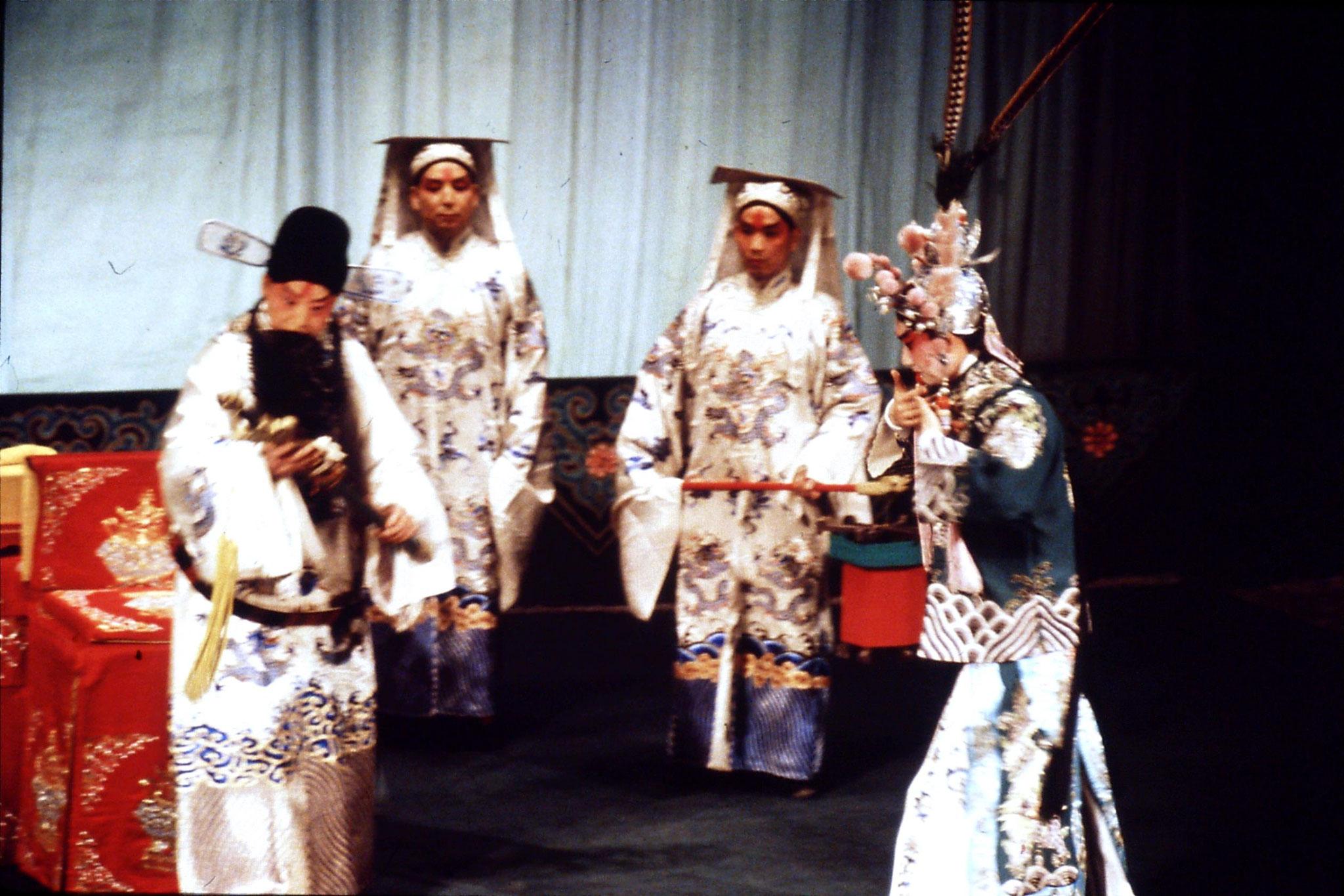 17/3/1989: 18: Chang'an opera