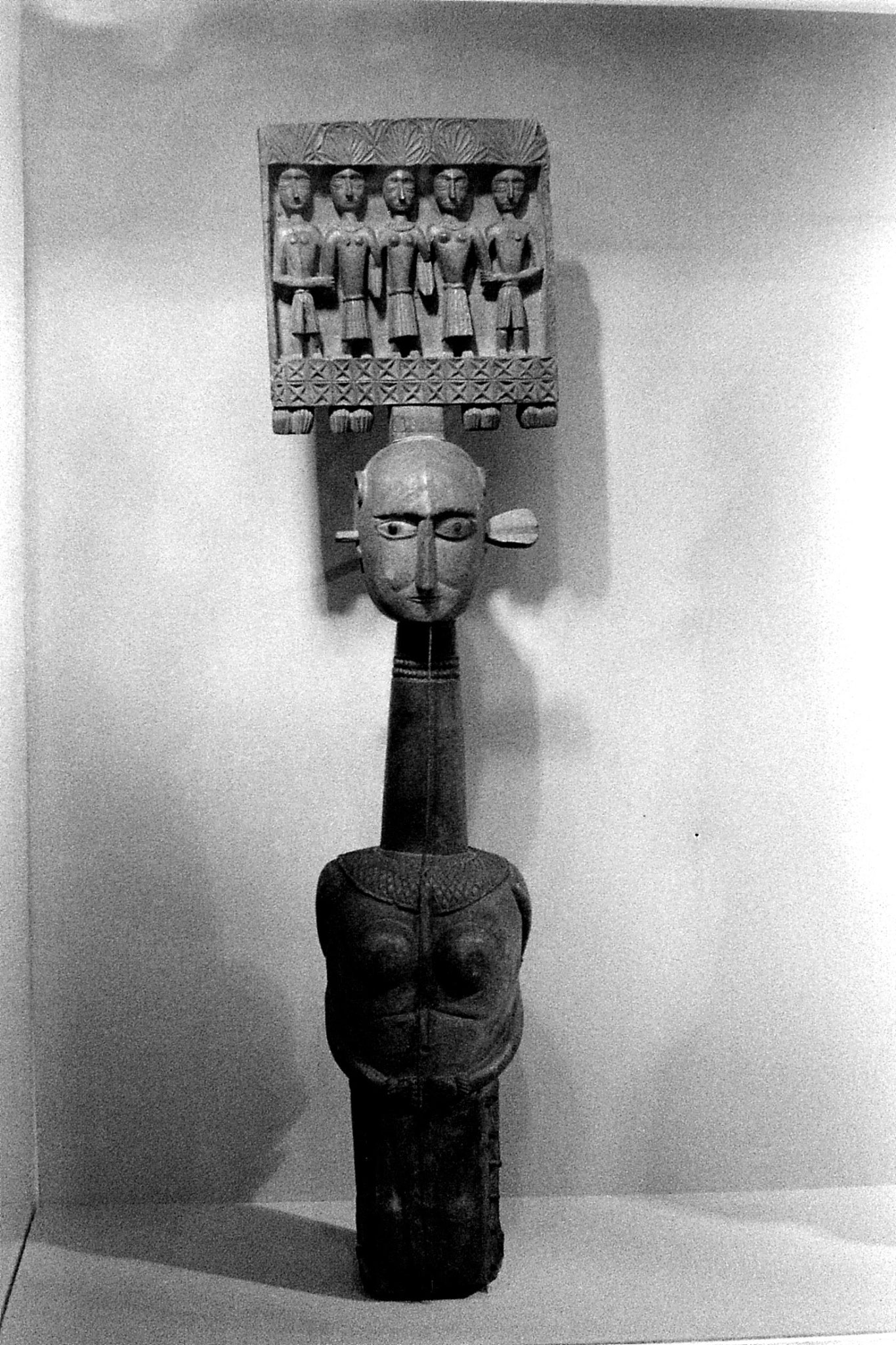 26/11/1989: 31: National Museum,  fiddle from Bihar