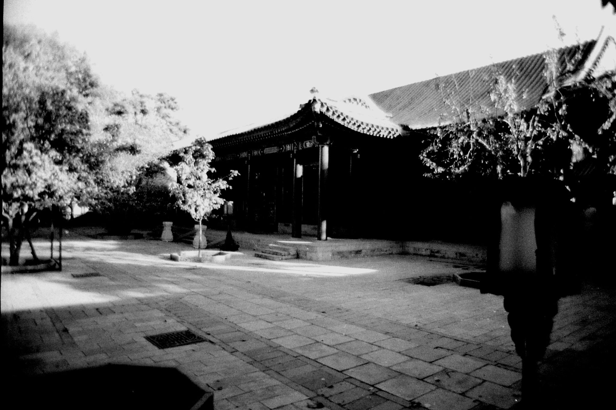 1/11/1988: 14: Summer Palace, Hall of Joyful Harmony