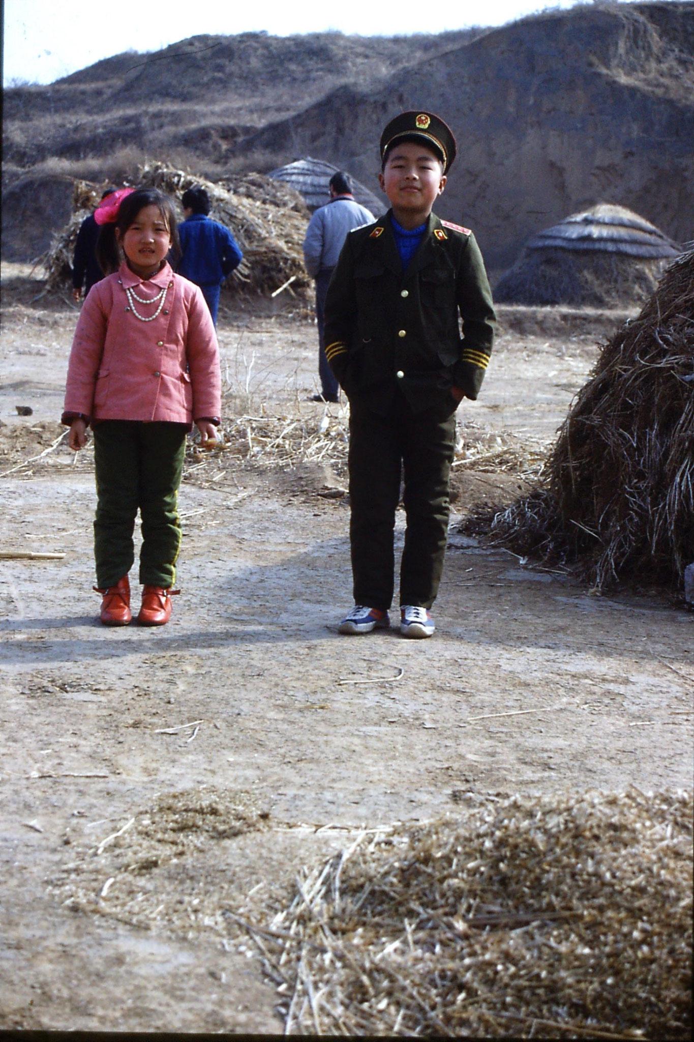 15/2/1989: 4: Liu Bo's village