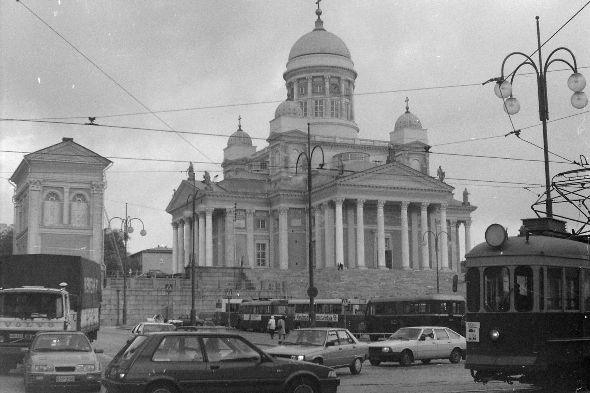 29/9/1988: 1:Lutheran Cathedral Helsinki