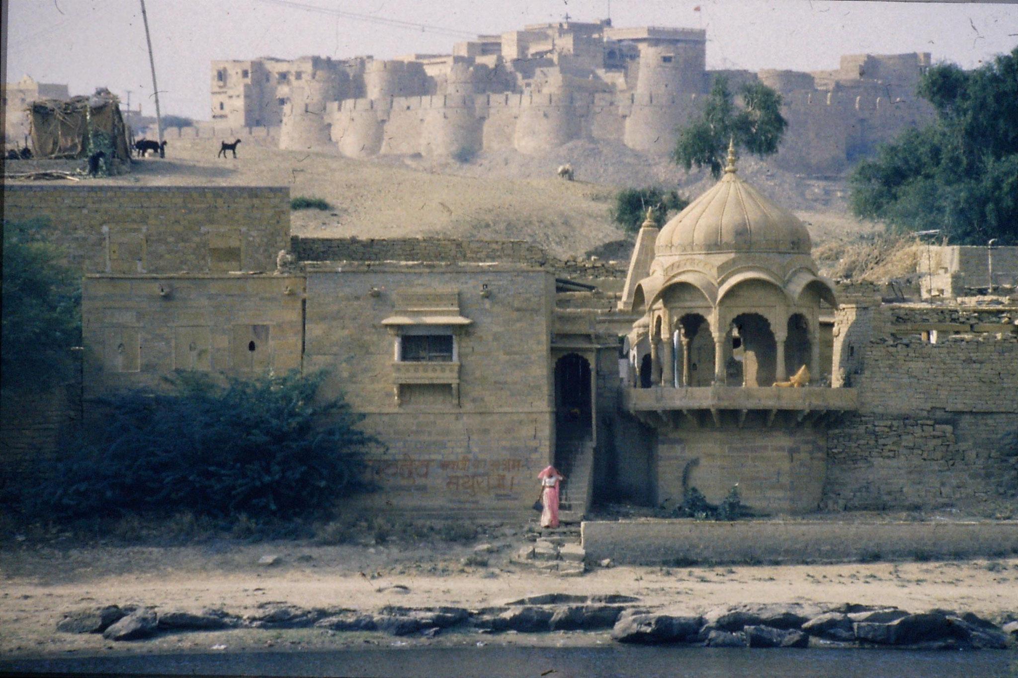 1/12/1989: 22: Jaisalmer Ghadisar Tank
