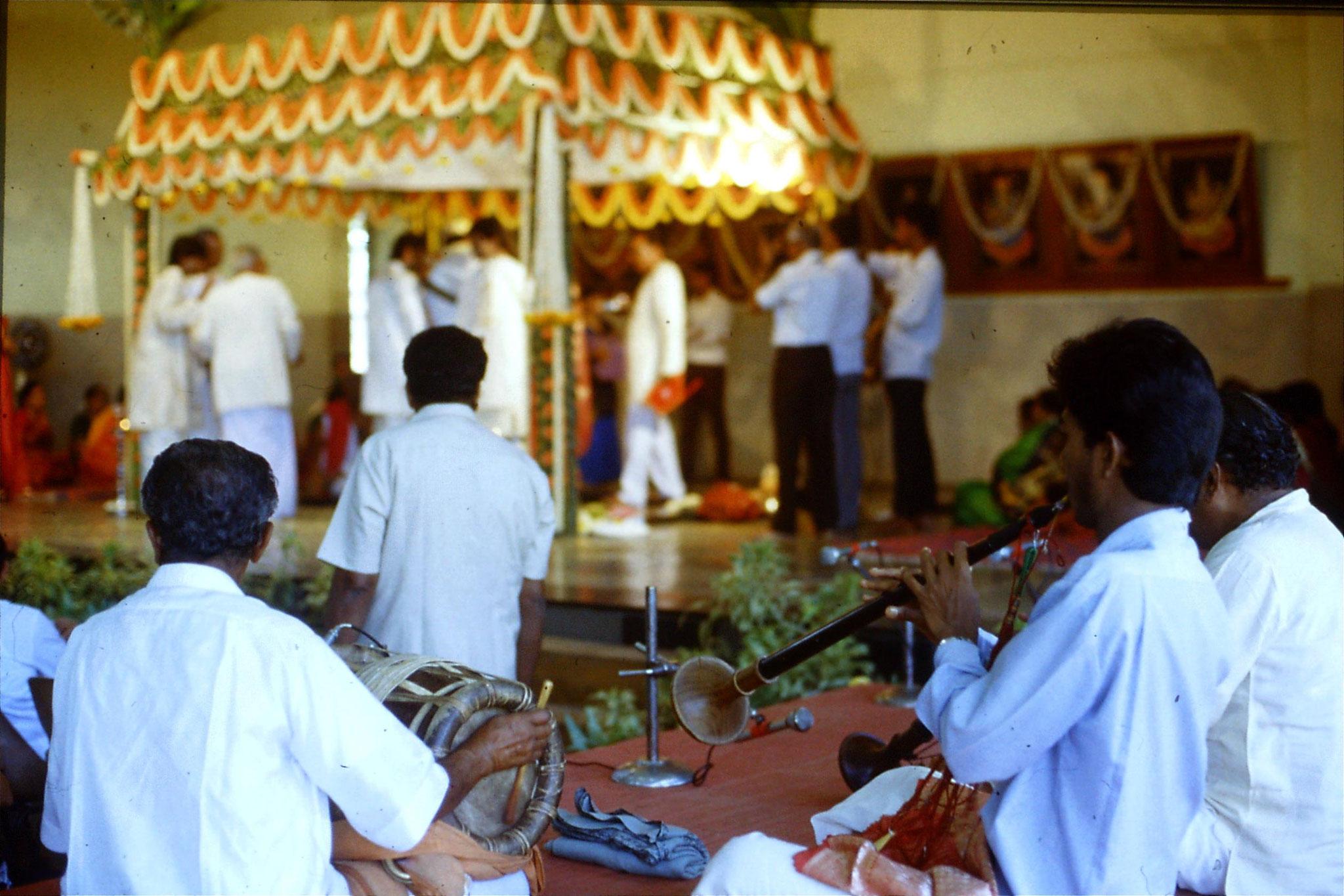 108/23: 18/3/1990 Bangalore wedding ceremony