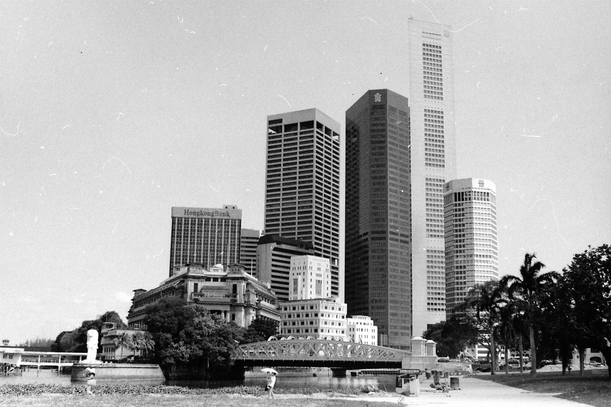 2/7/1990: 25: Singapore Chinatown
