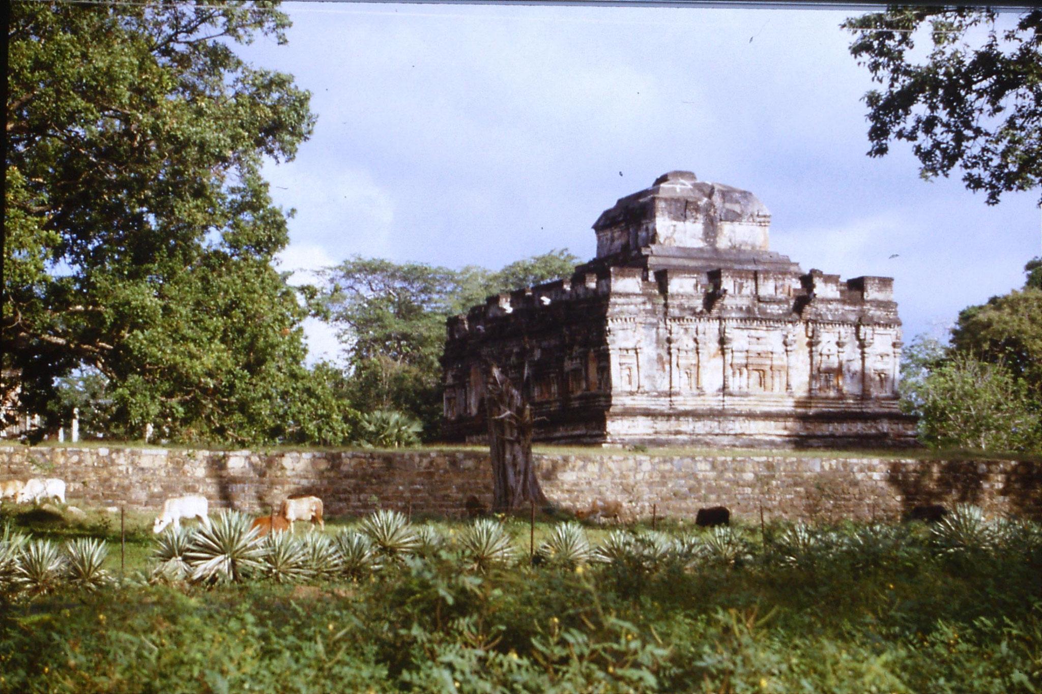 8/2/1990: 35: Polonnarua, Gal Vihara