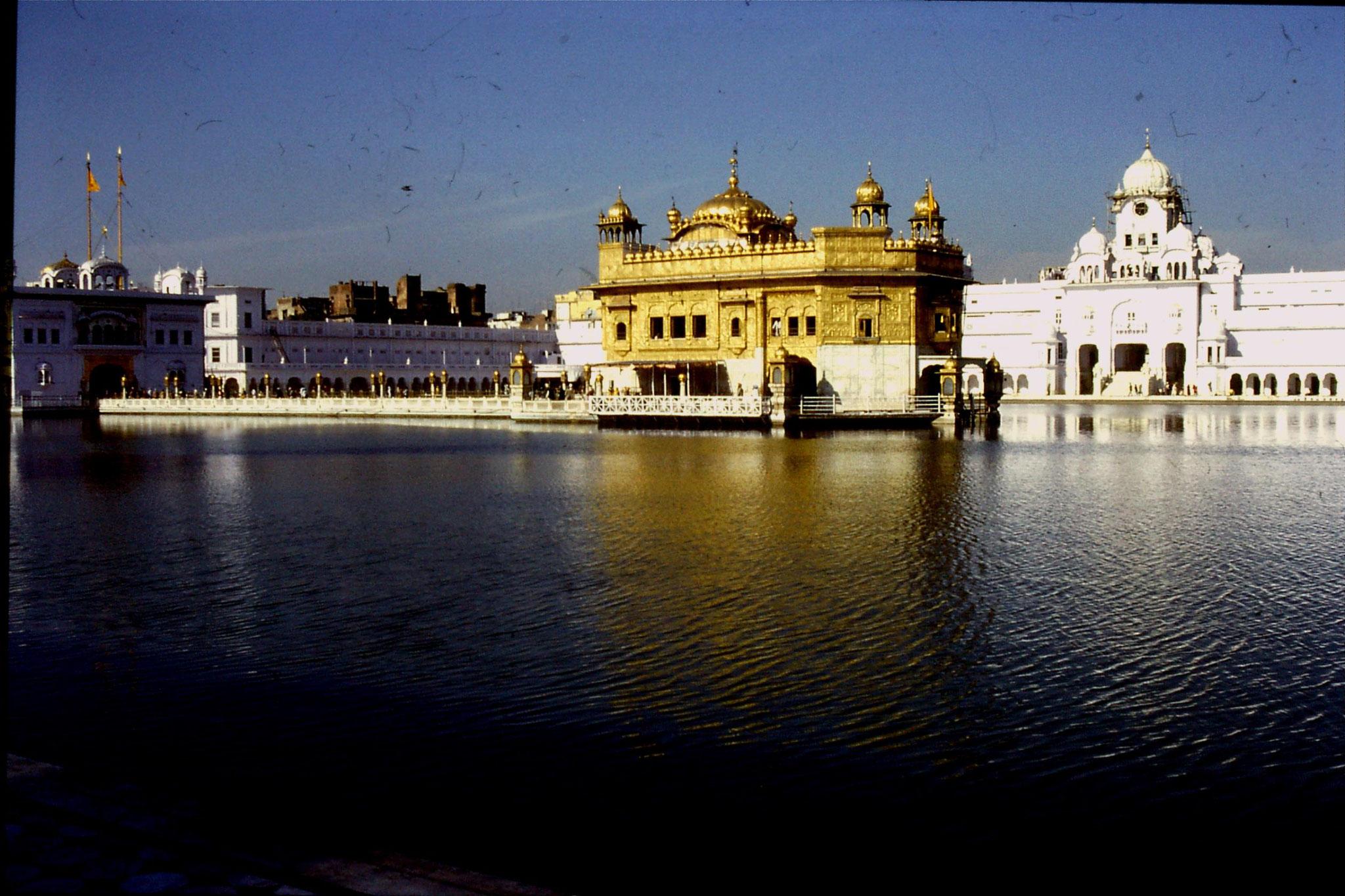 17/11/1989: 13: Amritsar Golden Temple