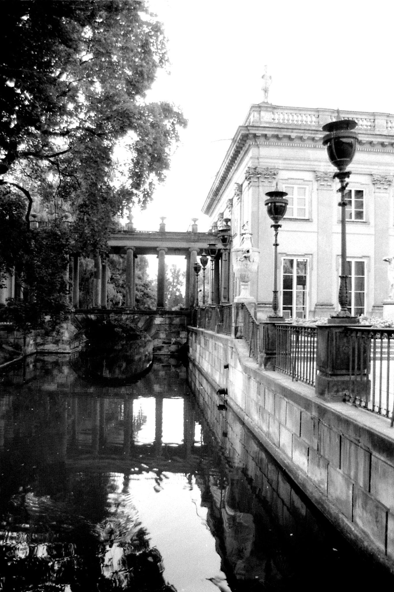 21/8/1966: 11: Lazienkowski Palace