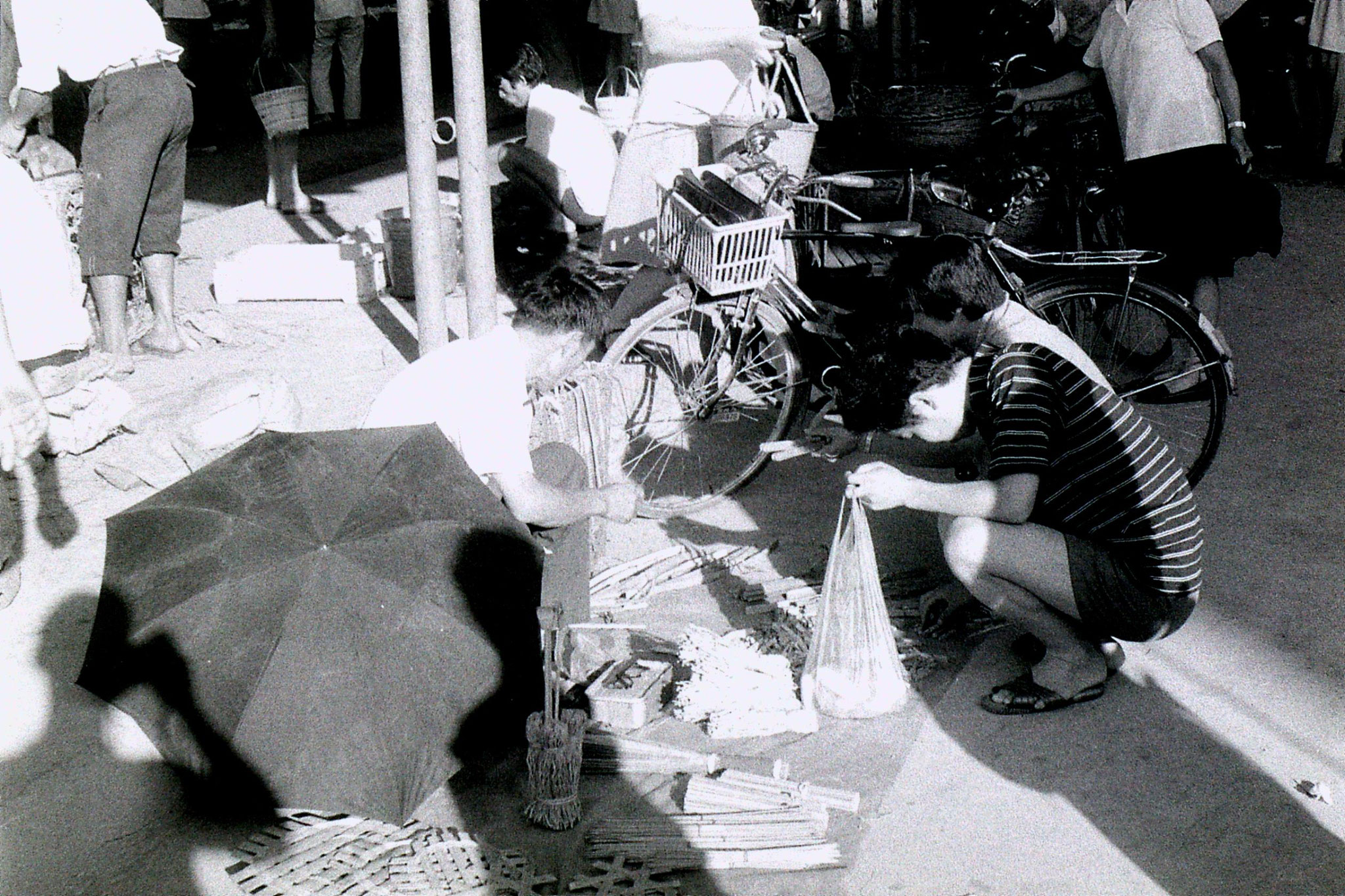 19/7/1989: 32: Zheda Free market
