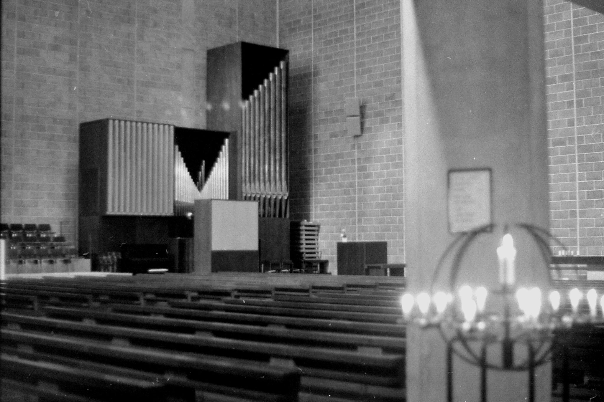 1/10/1988: 17: Tapiola church