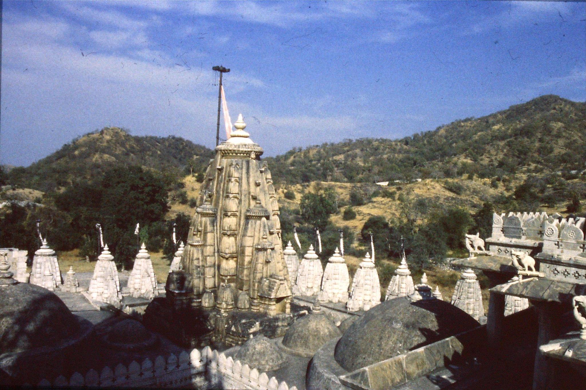 6/12/1989: 16: Ranakpur Jain temple