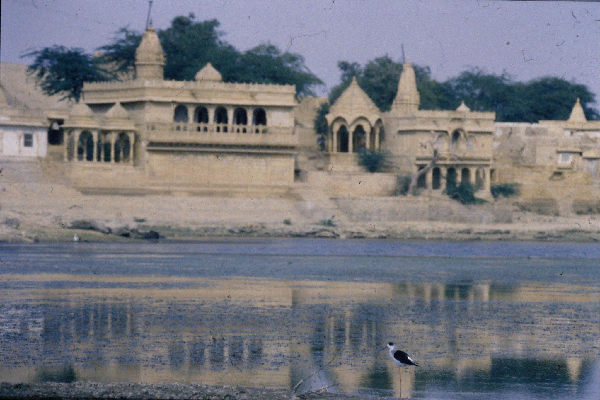 1/12/1989: 21: Jaisalmer Ghadisar Tank