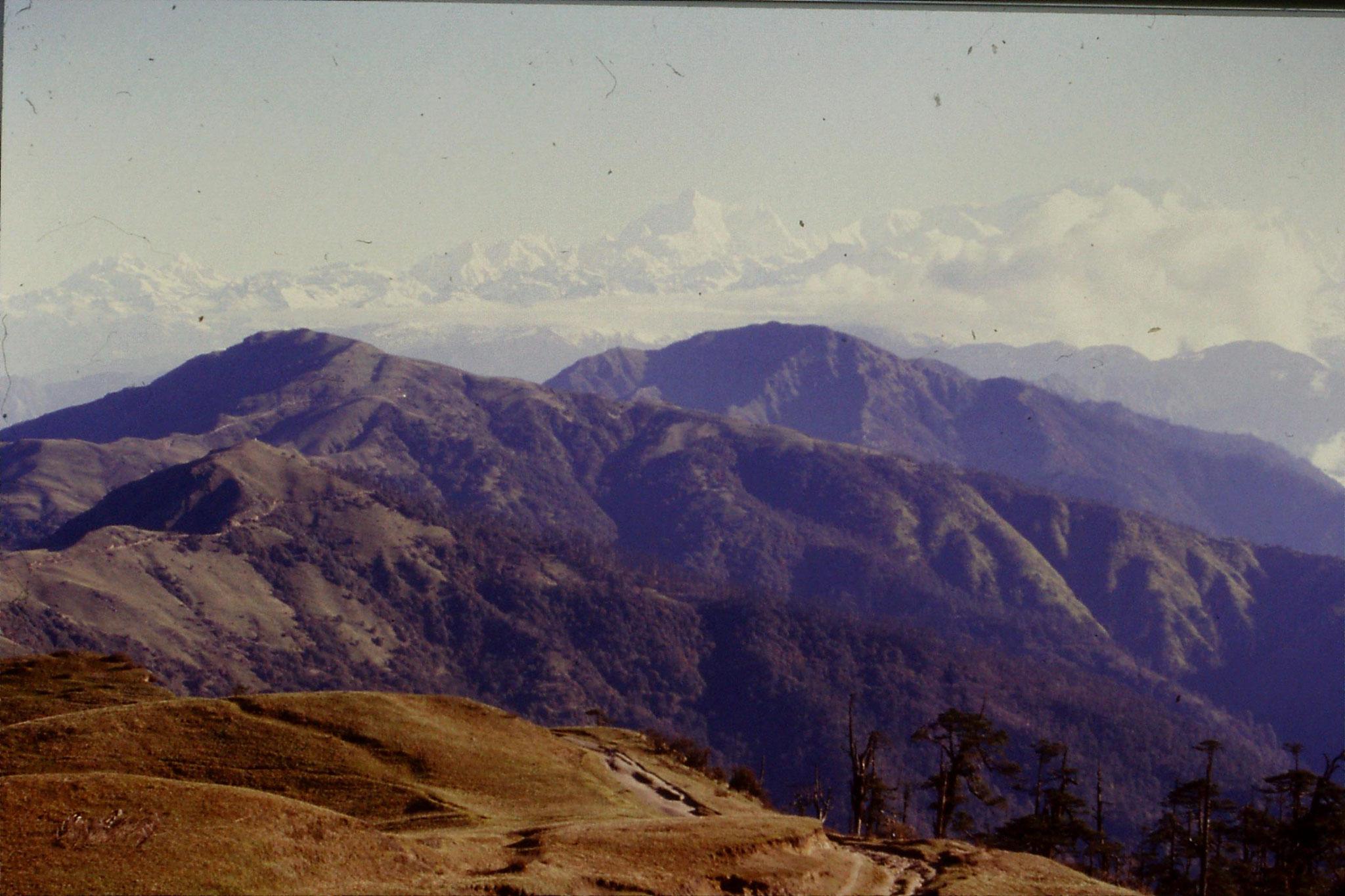 8/5/1990: 27: Kanchenjunga