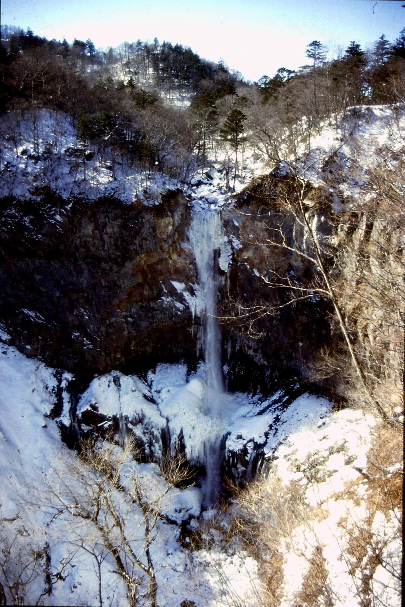 30/1/1989: 5: Kegon falls
