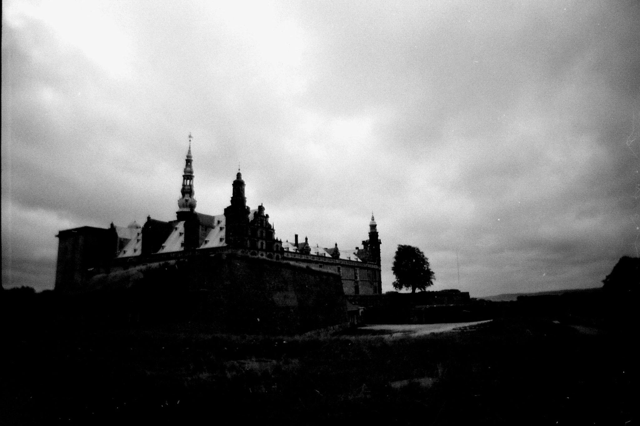 19/9/1988: 22: DENMARK: Helsingor Kronburg Castle