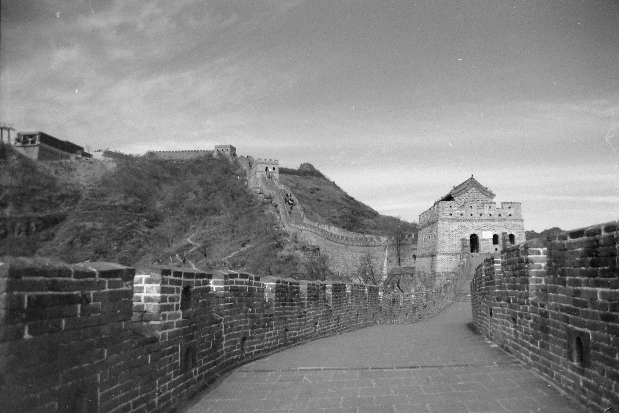 13/11/1988: 16: Great Wall at Mutianyu