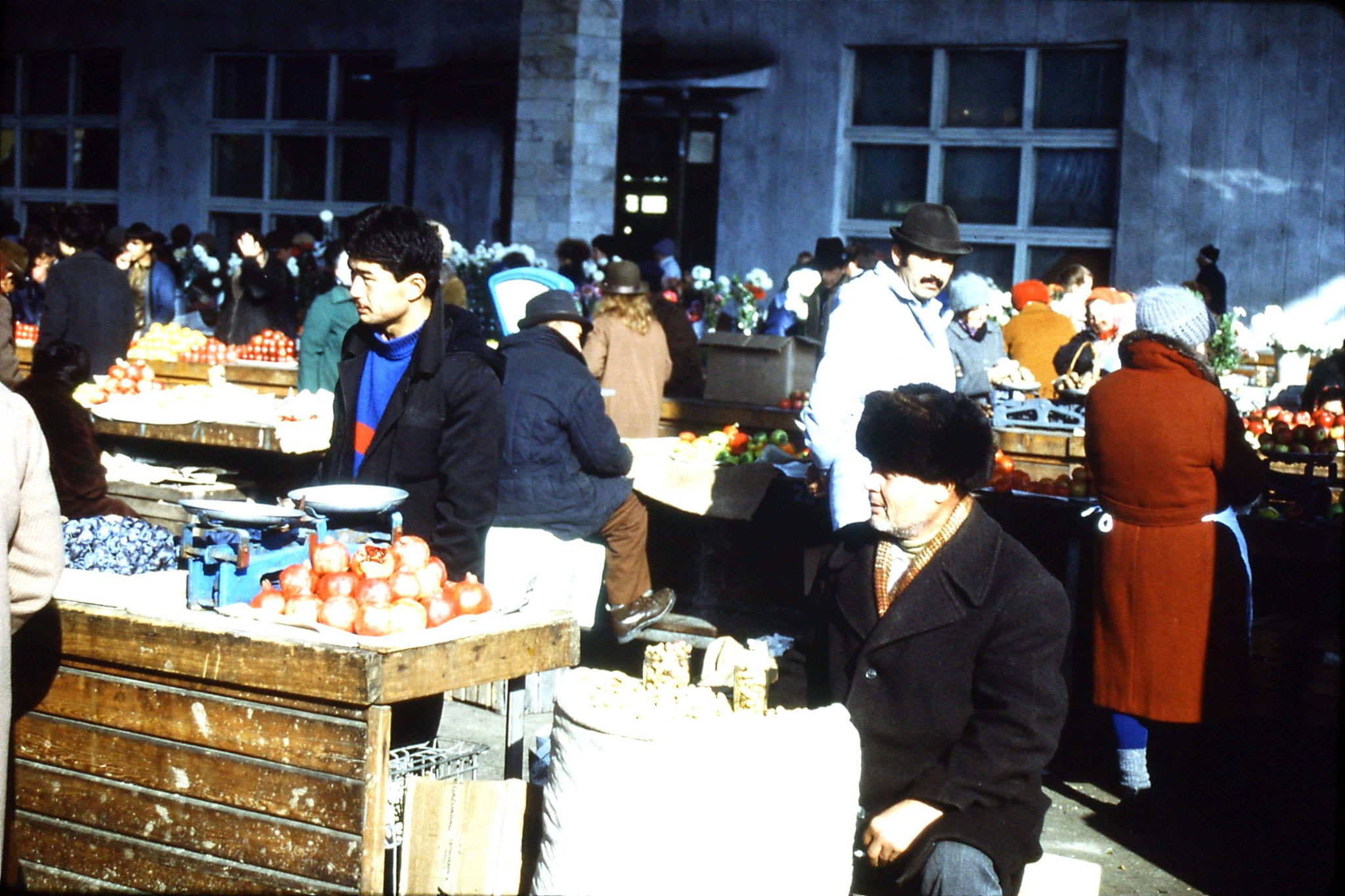 24/10/1988: 36: Irkutsk vegetable market
