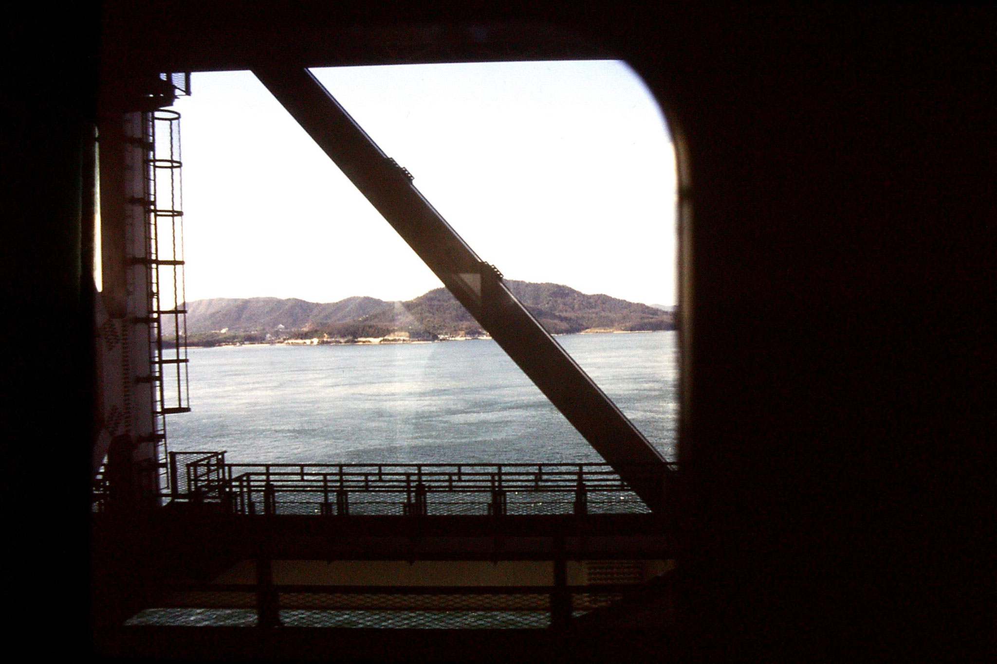 24/1/1989: 23: bridge over Seto Sea
