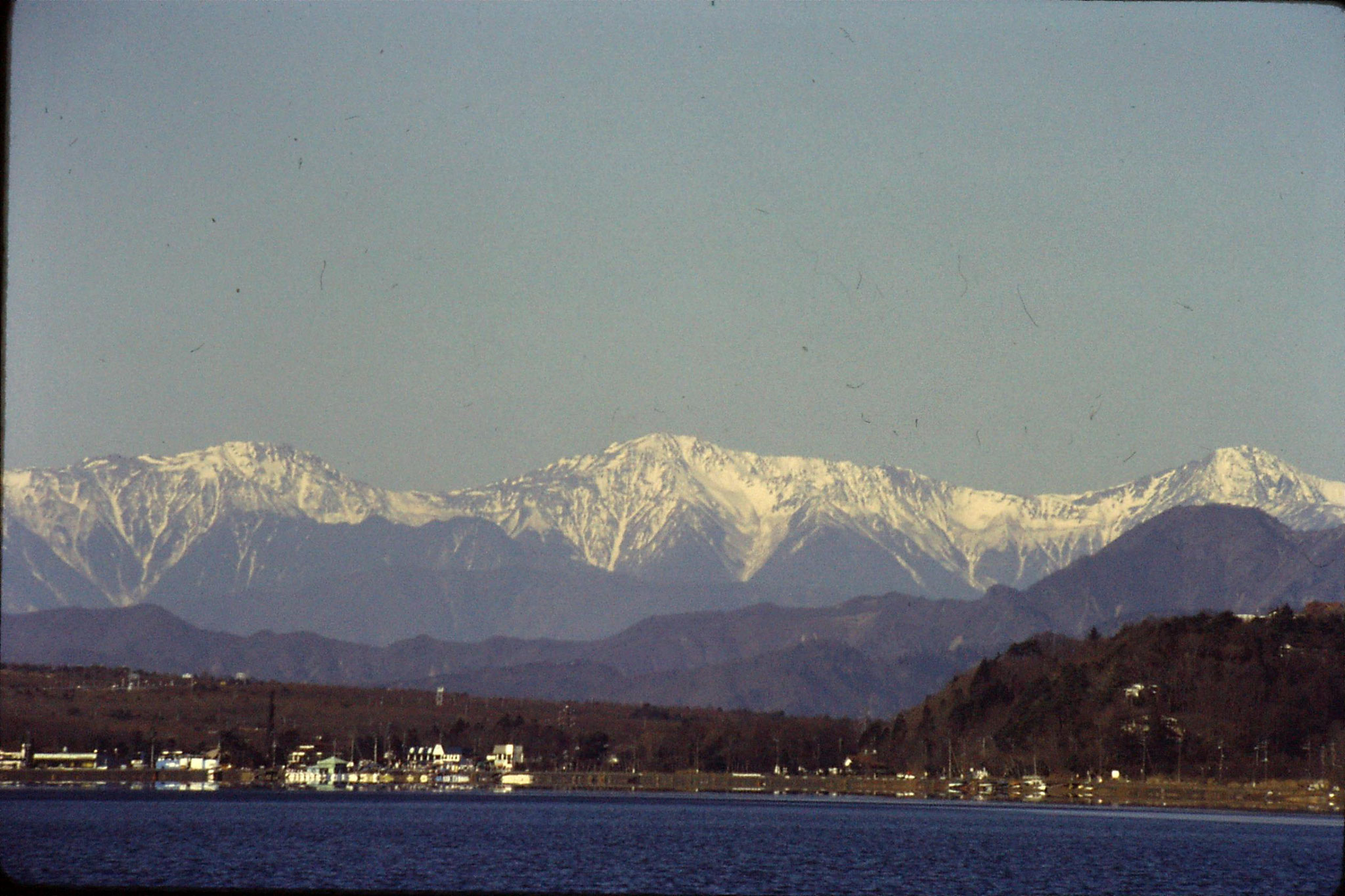 30/12/1988: 4: walk up Mt Ishiwara