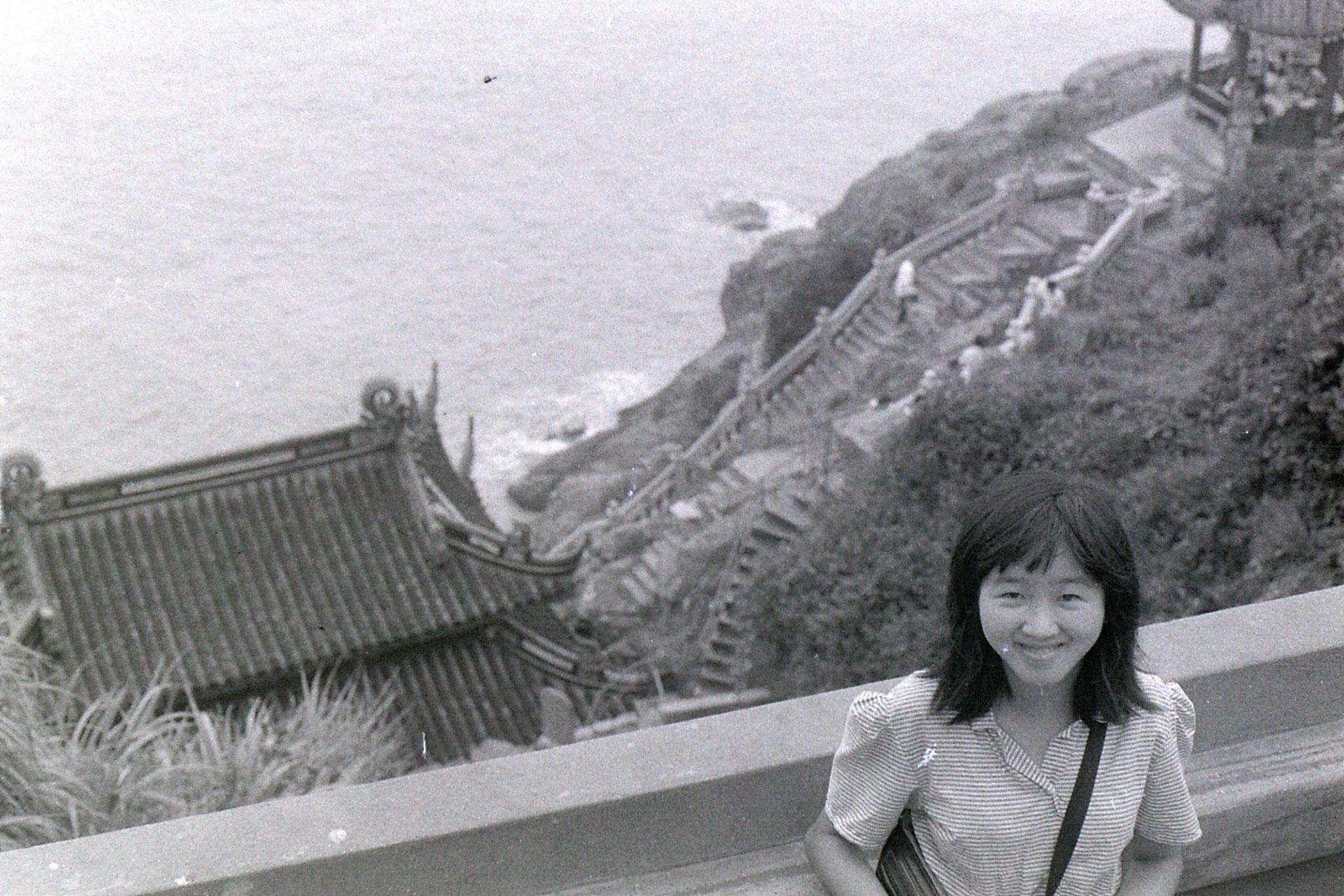 24/7/1989: 21: Putuo Fanyin Cave & PDD
