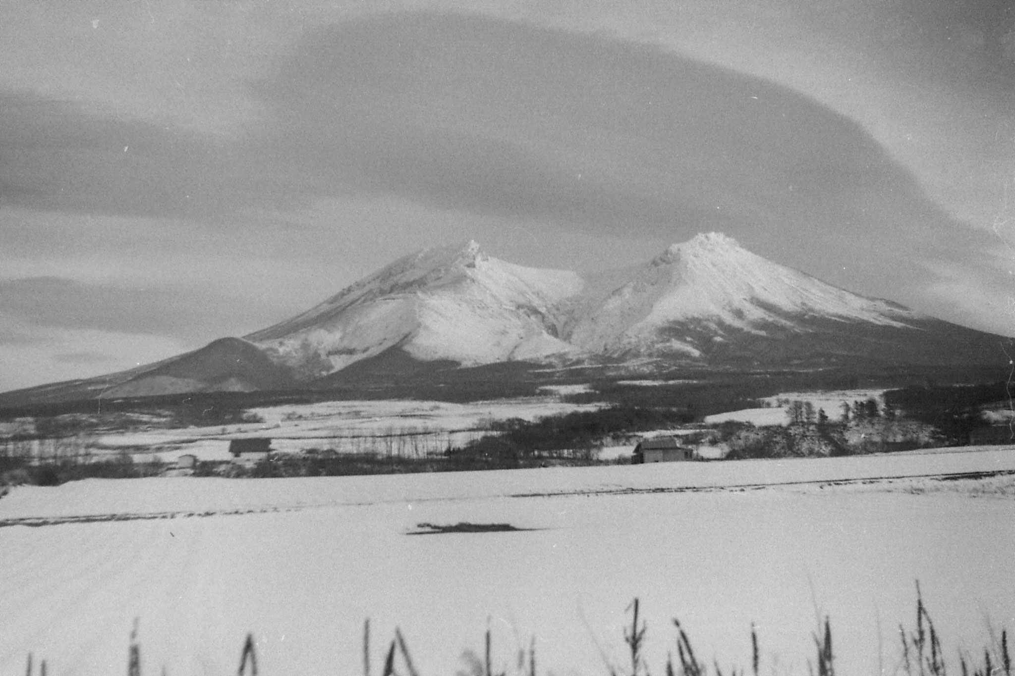7/1/1989: 23: Mt Koma, north of Hakodate