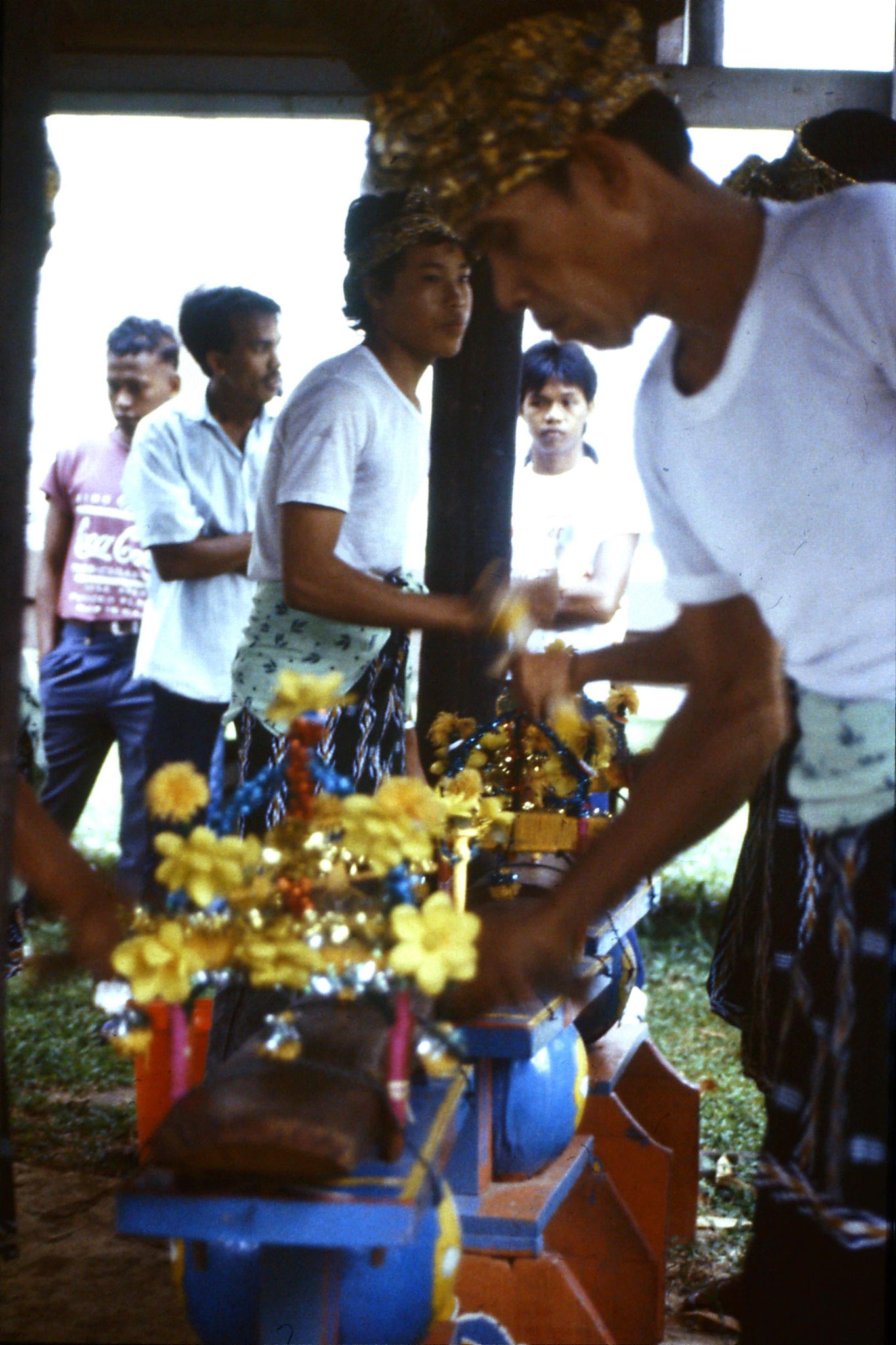 20/6/1990: 19: Kota Bharu cultural show