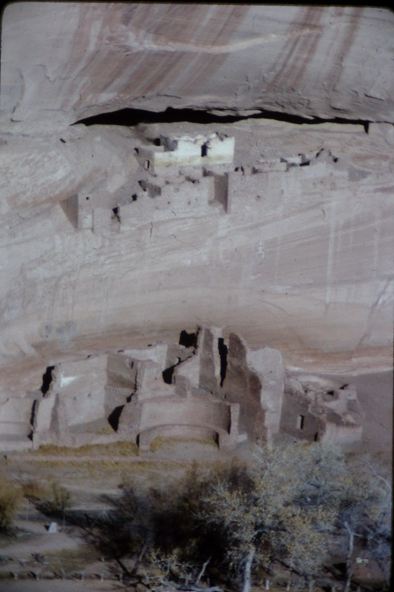 14/12/1990: 24: Canyon de Chelly