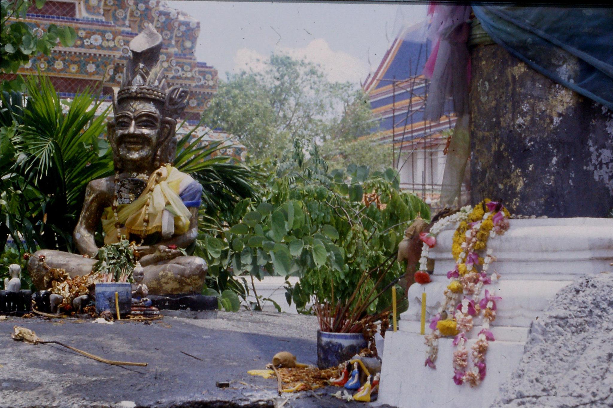 20/5/1990: 1: Bangkok Wat Pho