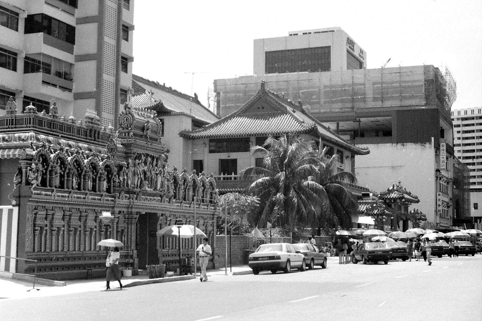 2/7/1990: 20: Singapore Chinatown