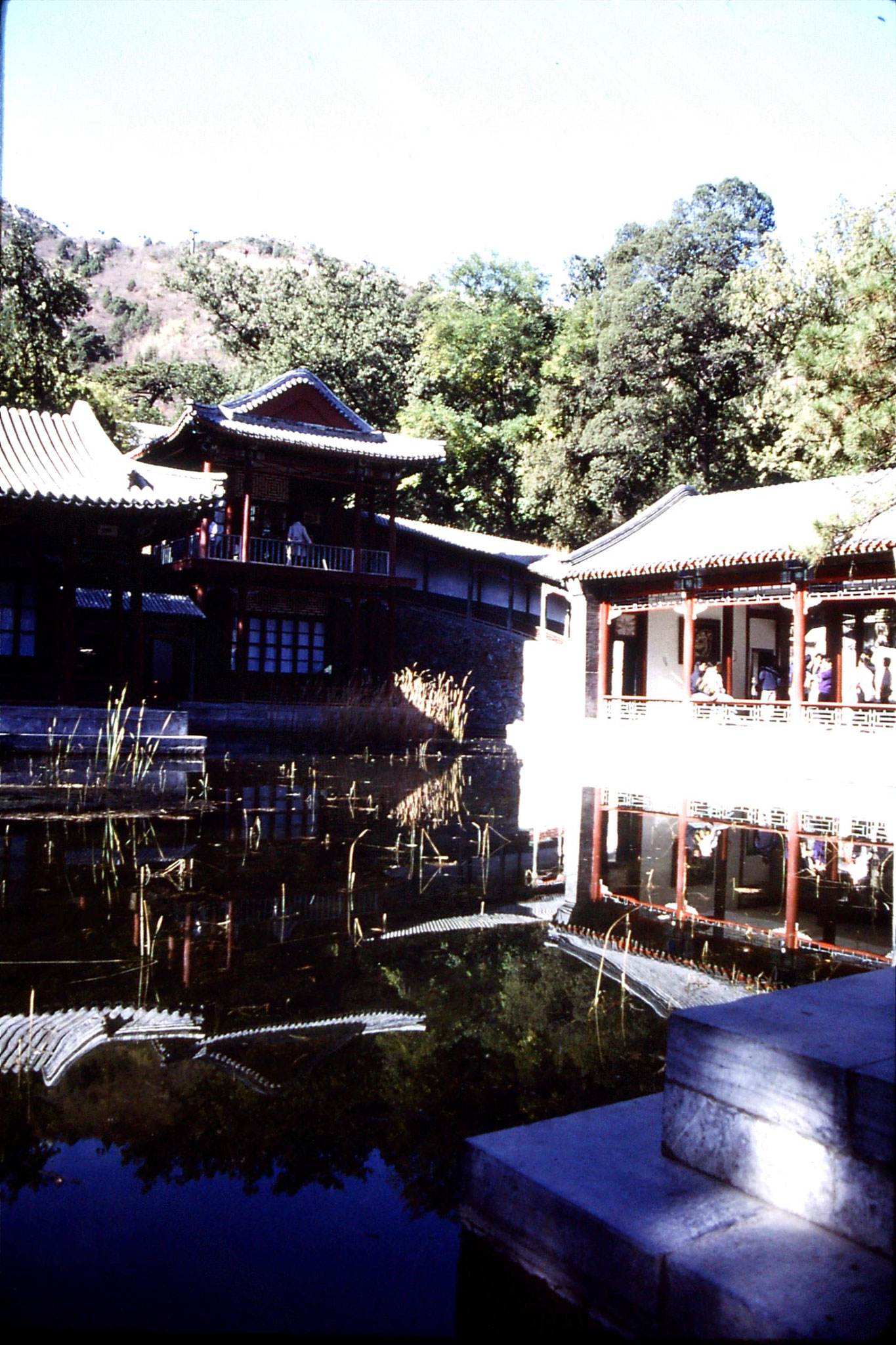 6/11/1988: 29: outing to Xiangshan