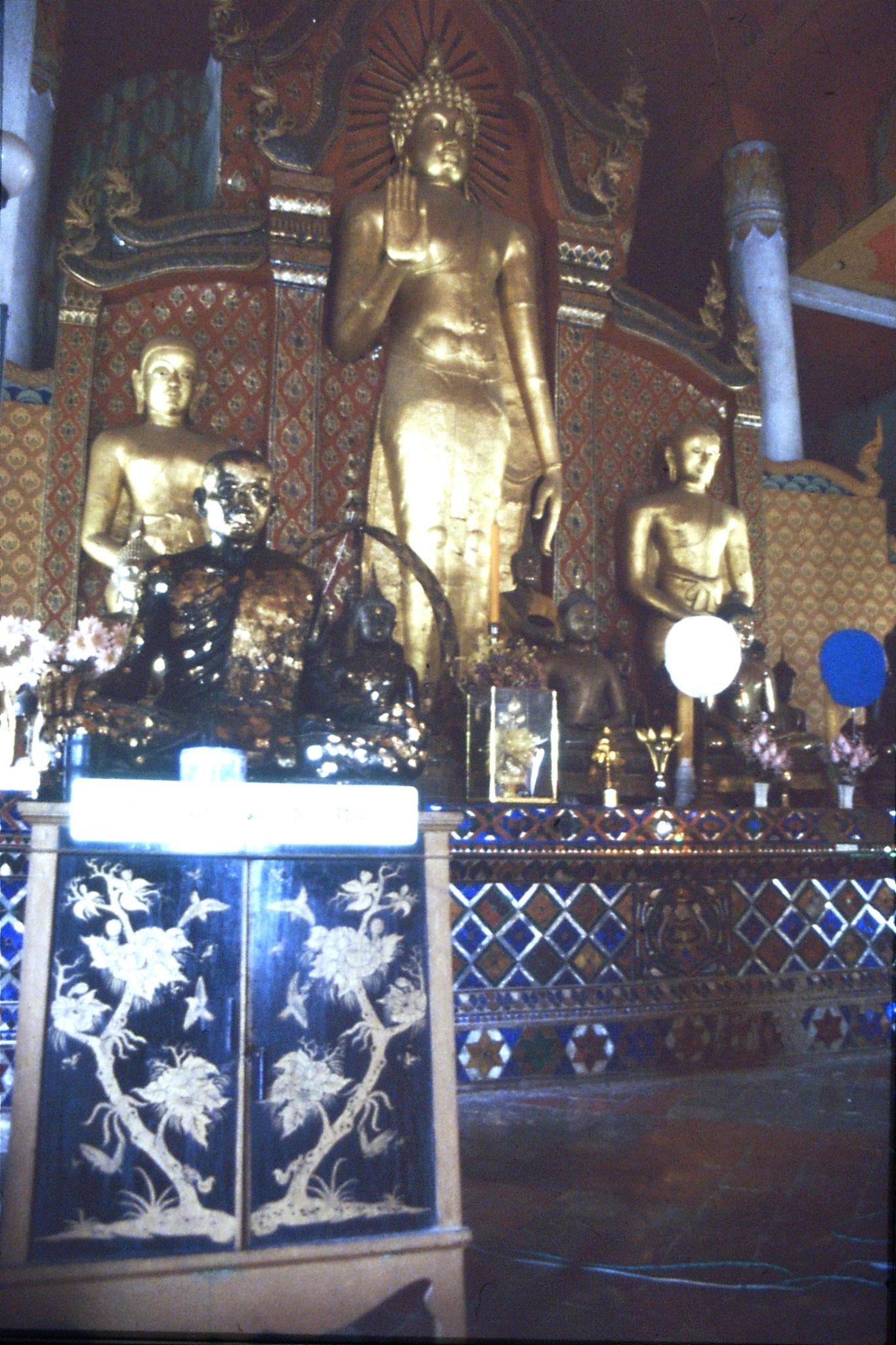14/6/1990: 3: Chang Mai, Wat Chedi Luang