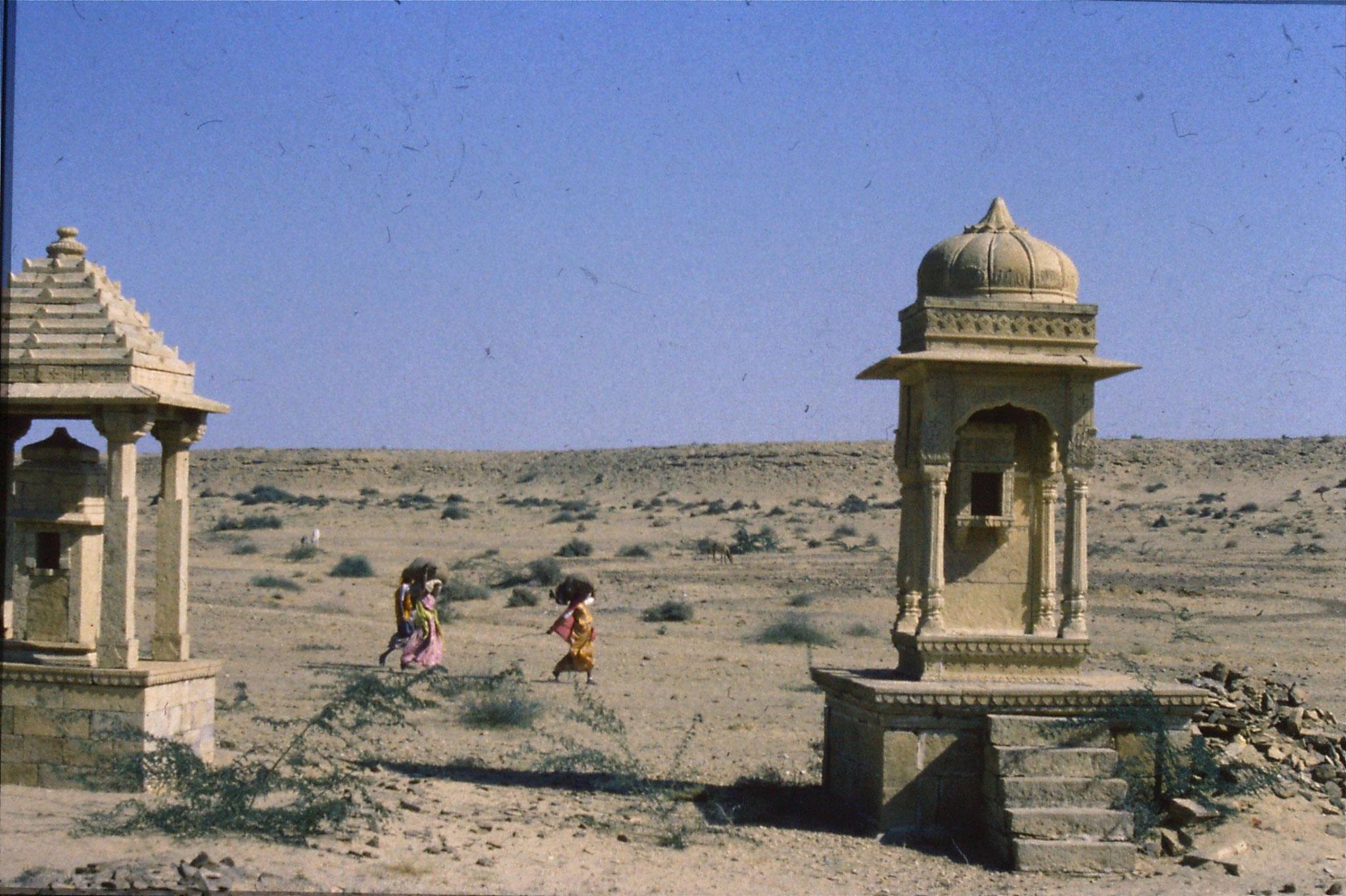 30/11/1989: 19: Jaisalmer