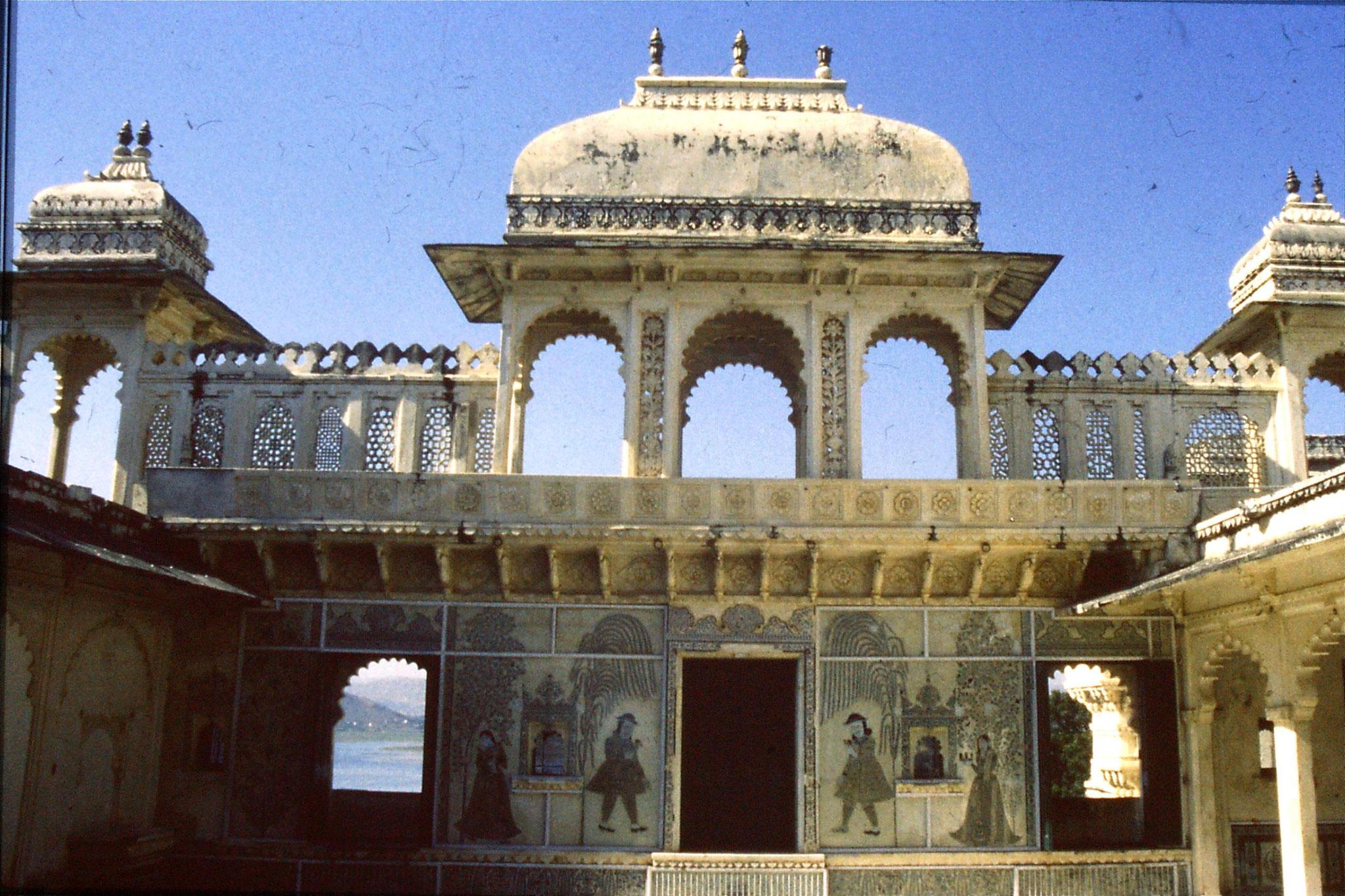 8/12/1989: 24: Udaipur City Palace