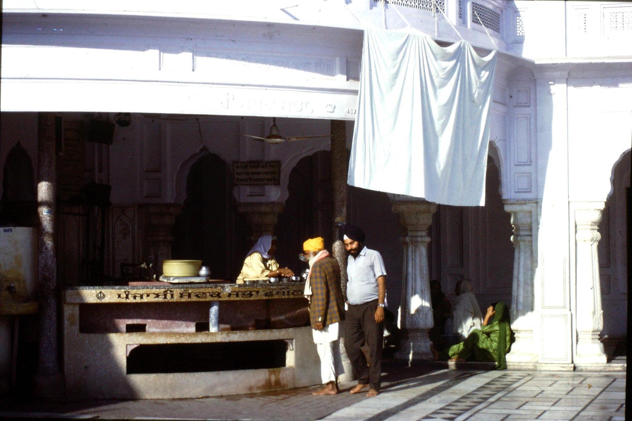 17/11/1989: 16: Amritsar Golden Temple