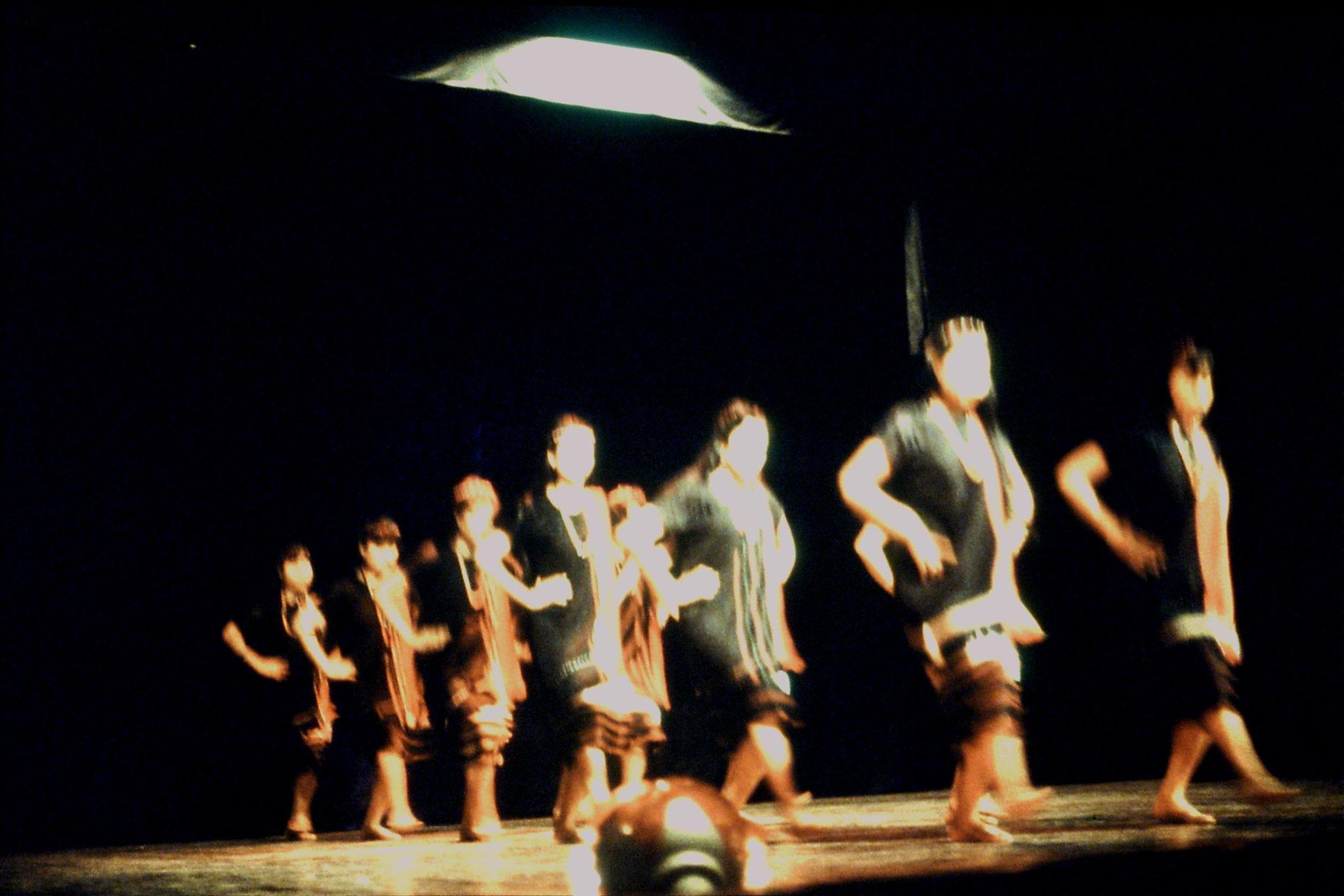 114/08: Imphal - Nehru Manipur Dance Academy show