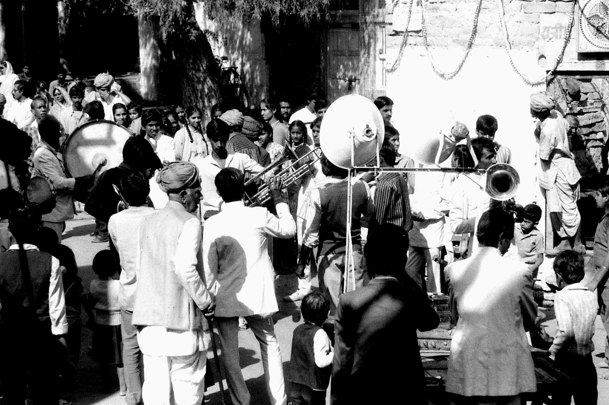 3/12/1989: 31: Jaisalmer wedding band