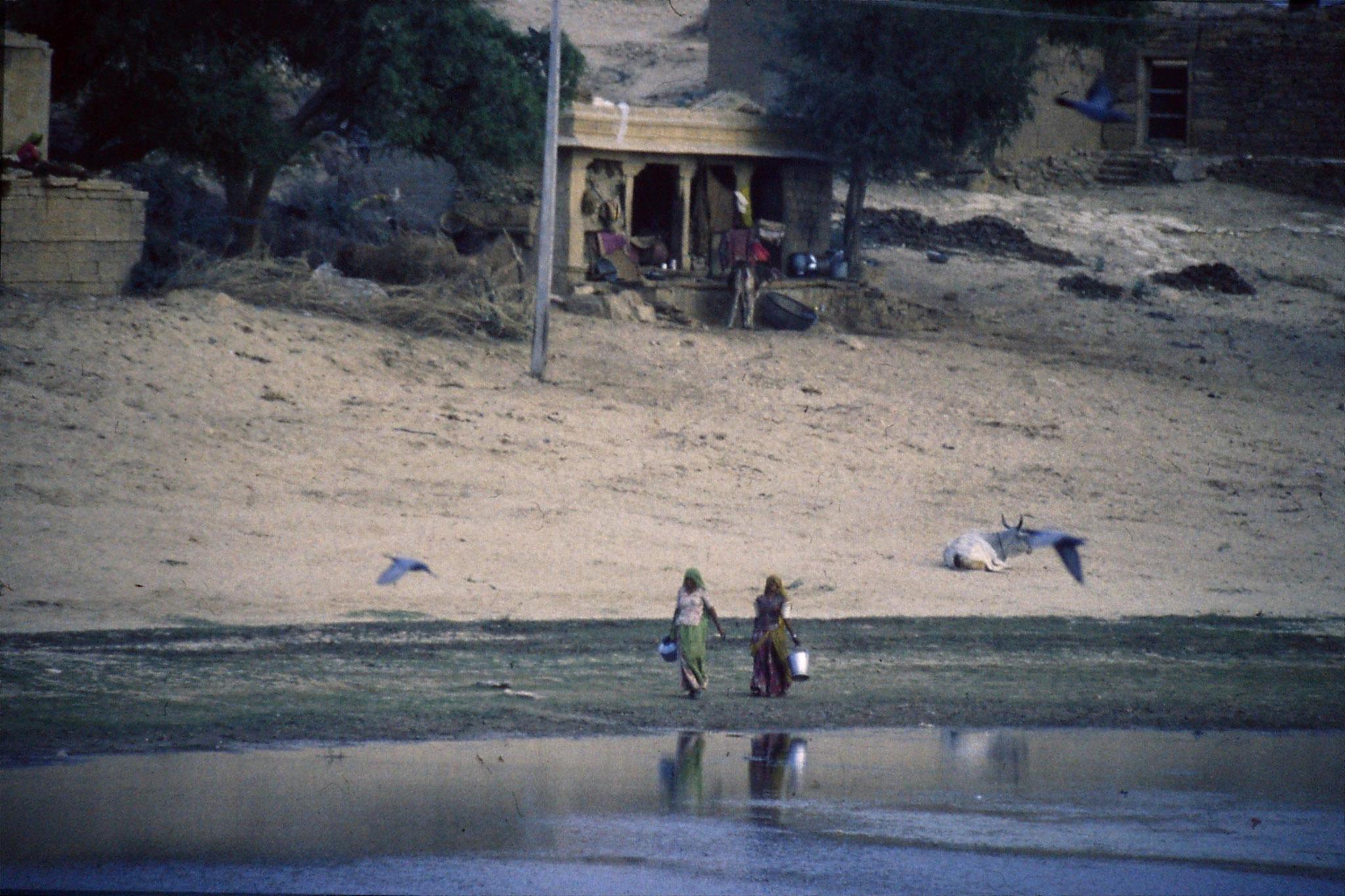 1/12/1989: 25: Jaisalmer Ghadisar Tank